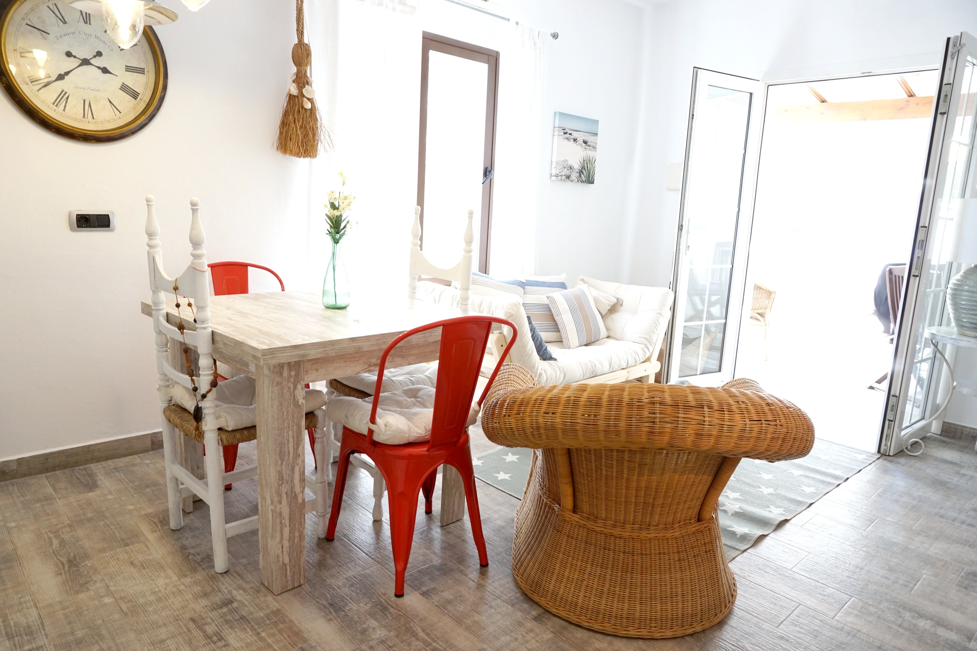 Maison de vacances Haus mit 2 Schlafzimmern in Platja de Migjorn mit möbliertem Garten und W-LAN - 500 m vom  (2401818), San Fernando, Formentera, Iles Baléares, Espagne, image 11