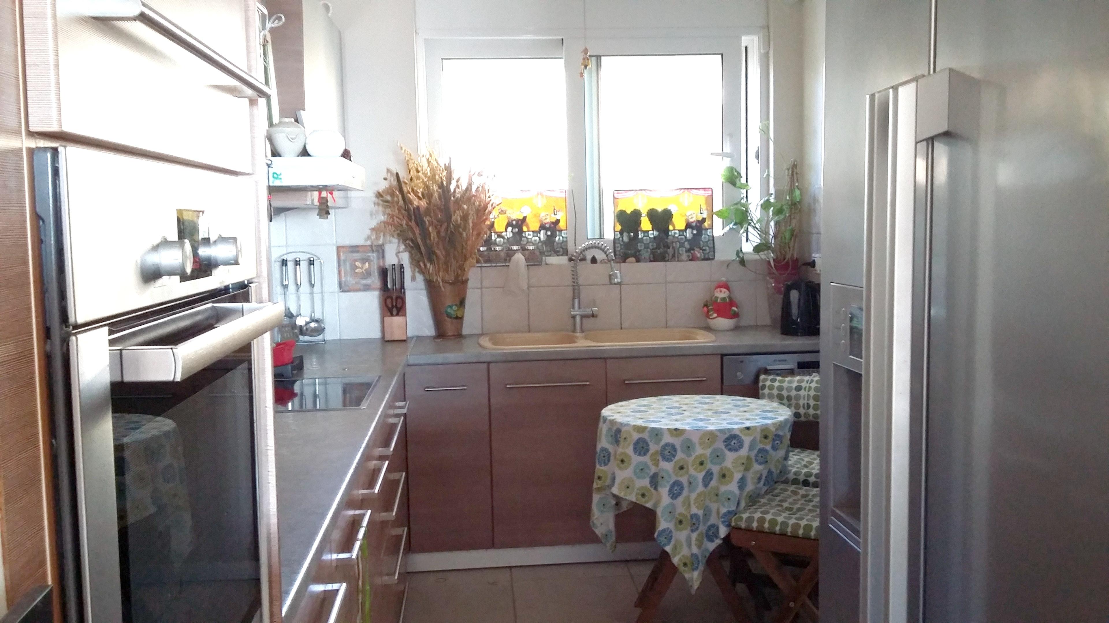 Holiday house Haus mit 3 Schlafzimmern in Anavissos mit herrlichem Meerblick, möbliertem Balkon und W-LA (2333555), Thimari, , Attica, Greece, picture 5