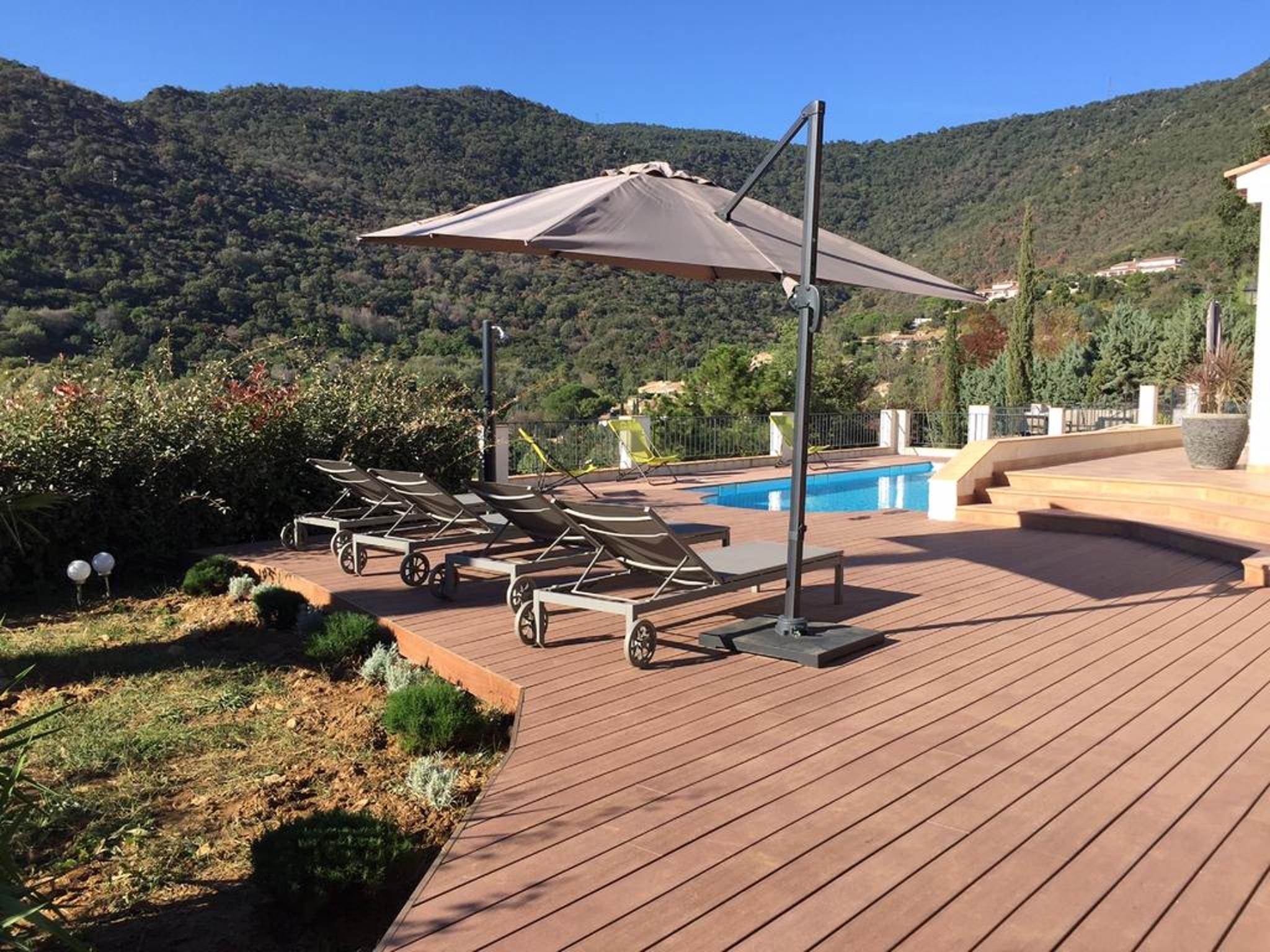 Maison de vacances Villa mit 5 Schlafzimmern in Rayol-Canadel-sur-Mer mit toller Aussicht auf die Berge, priv (2201555), Le Lavandou, Côte d'Azur, Provence - Alpes - Côte d'Azur, France, image 1