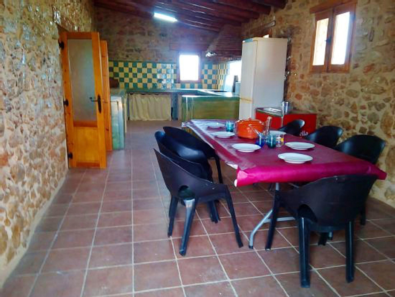 Ferienhaus Villa mit 6 Schlafzimmern in La Salzadella mit privatem Pool und eingezäuntem Garten (2706150), La Salzadella, Provinz Castellón, Valencia, Spanien, Bild 16