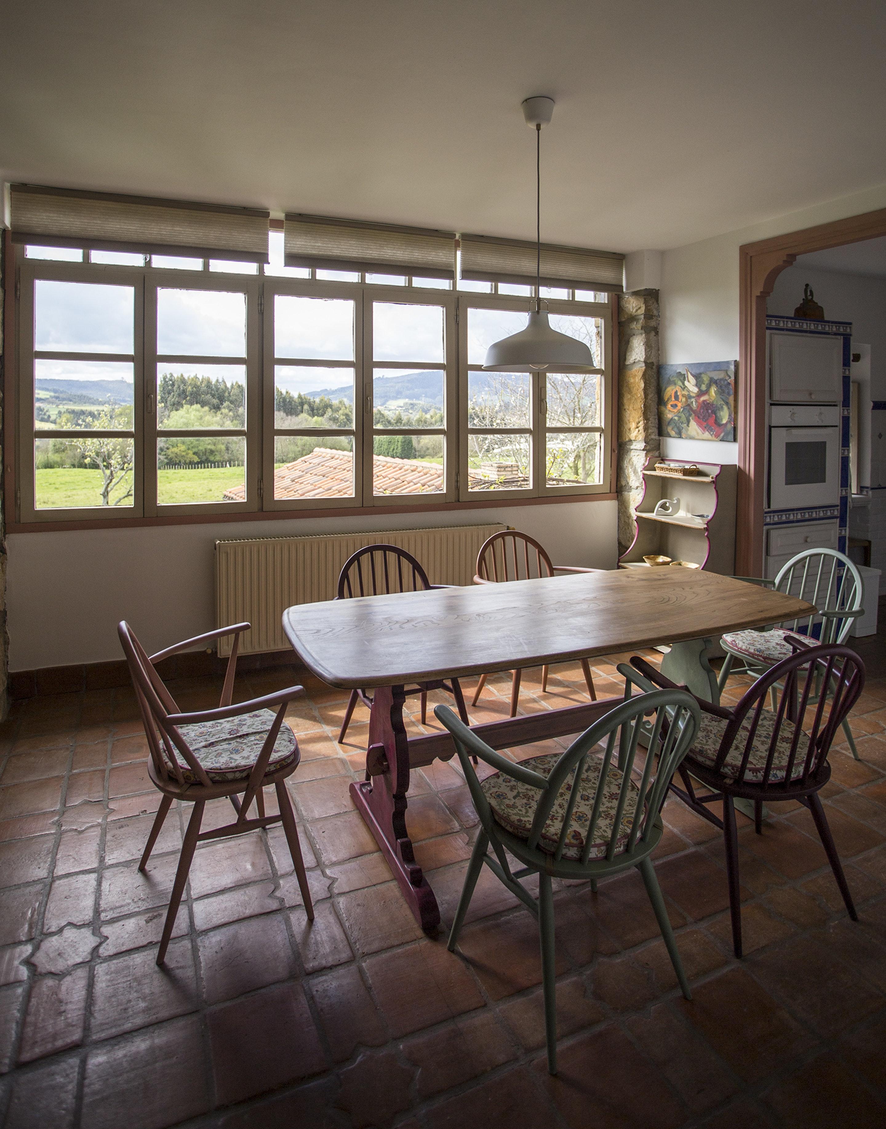 Ferienhaus Haus mit 7 Schlafzimmern in Villaviciosa mit toller Aussicht auf die Berge, eingezäuntem G (2239815), Villaverde, Costa Verde (ES), Asturien, Spanien, Bild 3