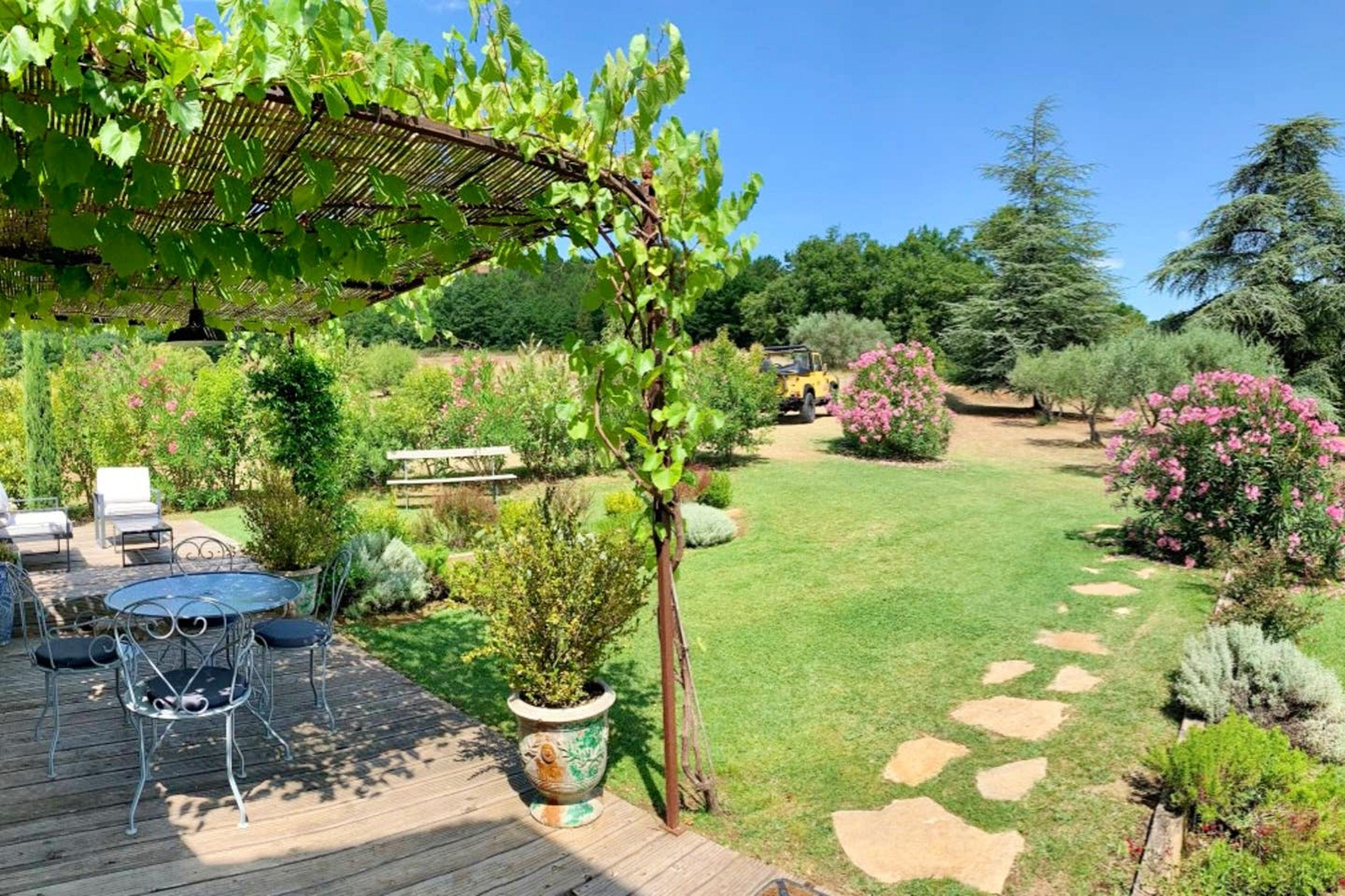Holiday house Haus mit 2 Schlafzimmern in Roussillon mit Pool, eingezäuntem Garten und W-LAN (2818064), Roussillon, Vaucluse, Provence - Alps - Côte d'Azur, France, picture 31