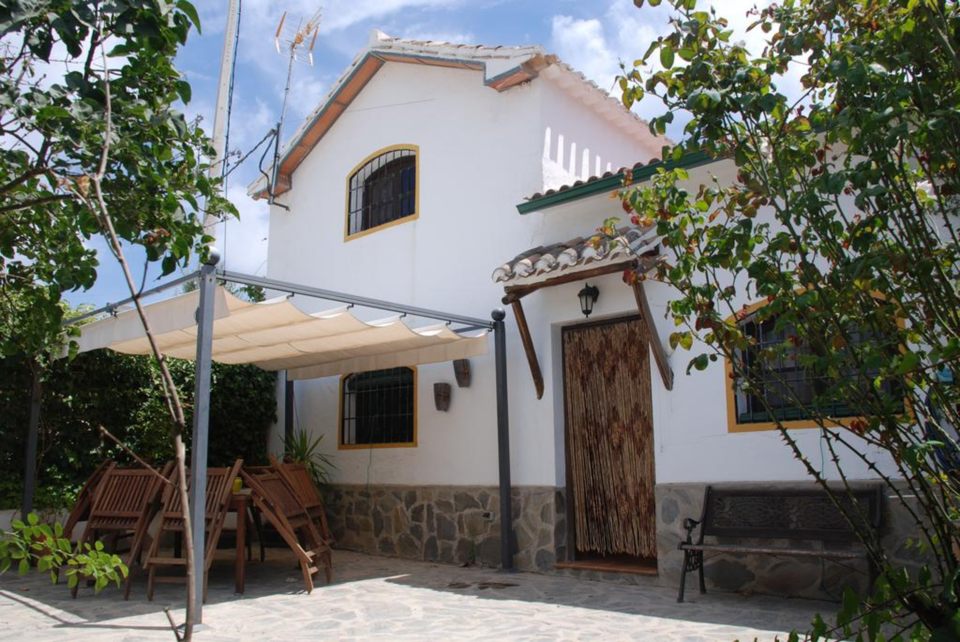 Villa mit 7 Schlafzimmern in Villanueva del Trabuc Villa