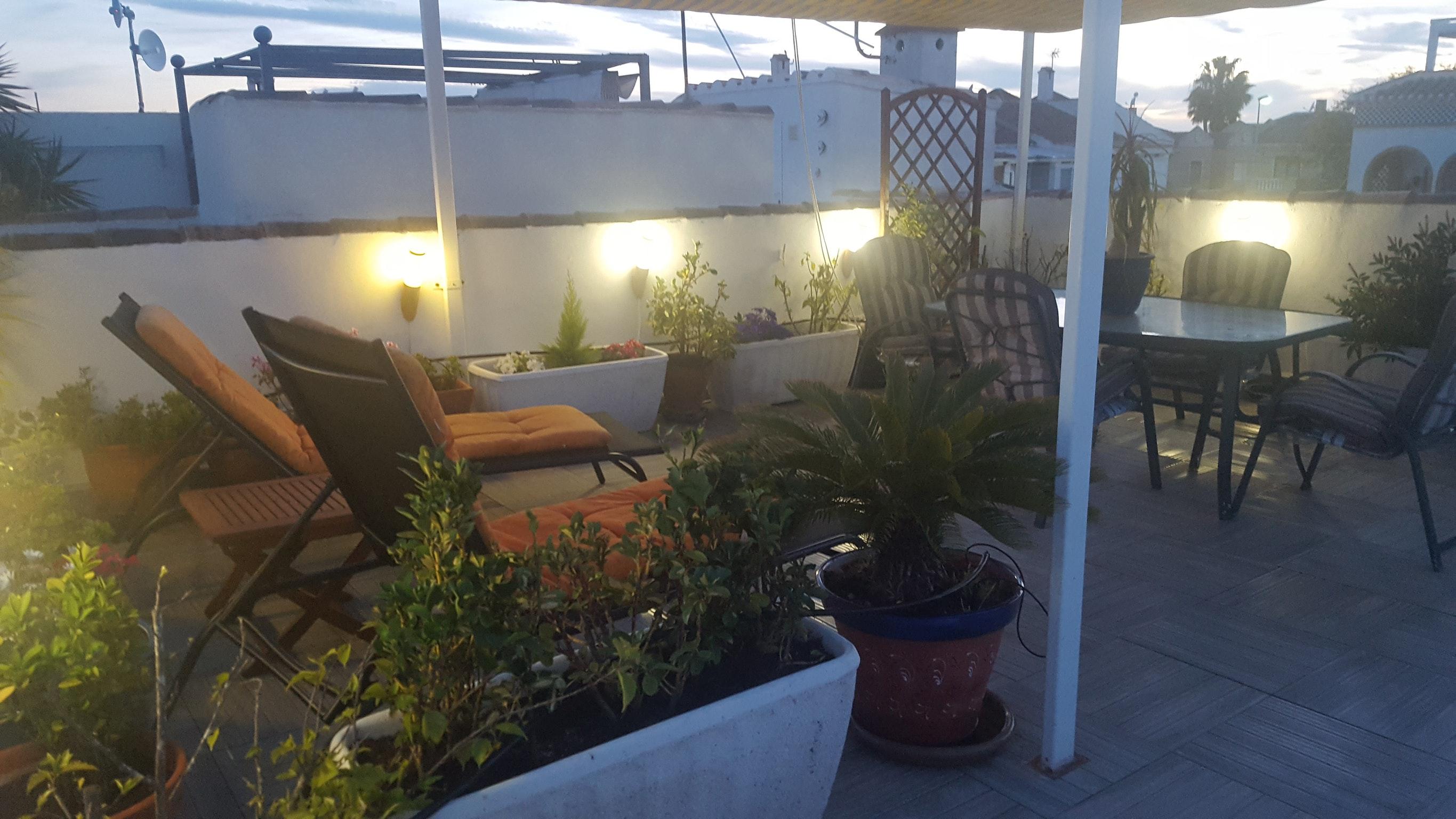 Ferienhaus Sonniges Haus mit 2 Schlafzimmern, WLAN, Swimmingpool und Solarium nahe Torrevieja - 1km z (2202043), Torrevieja, Costa Blanca, Valencia, Spanien, Bild 22
