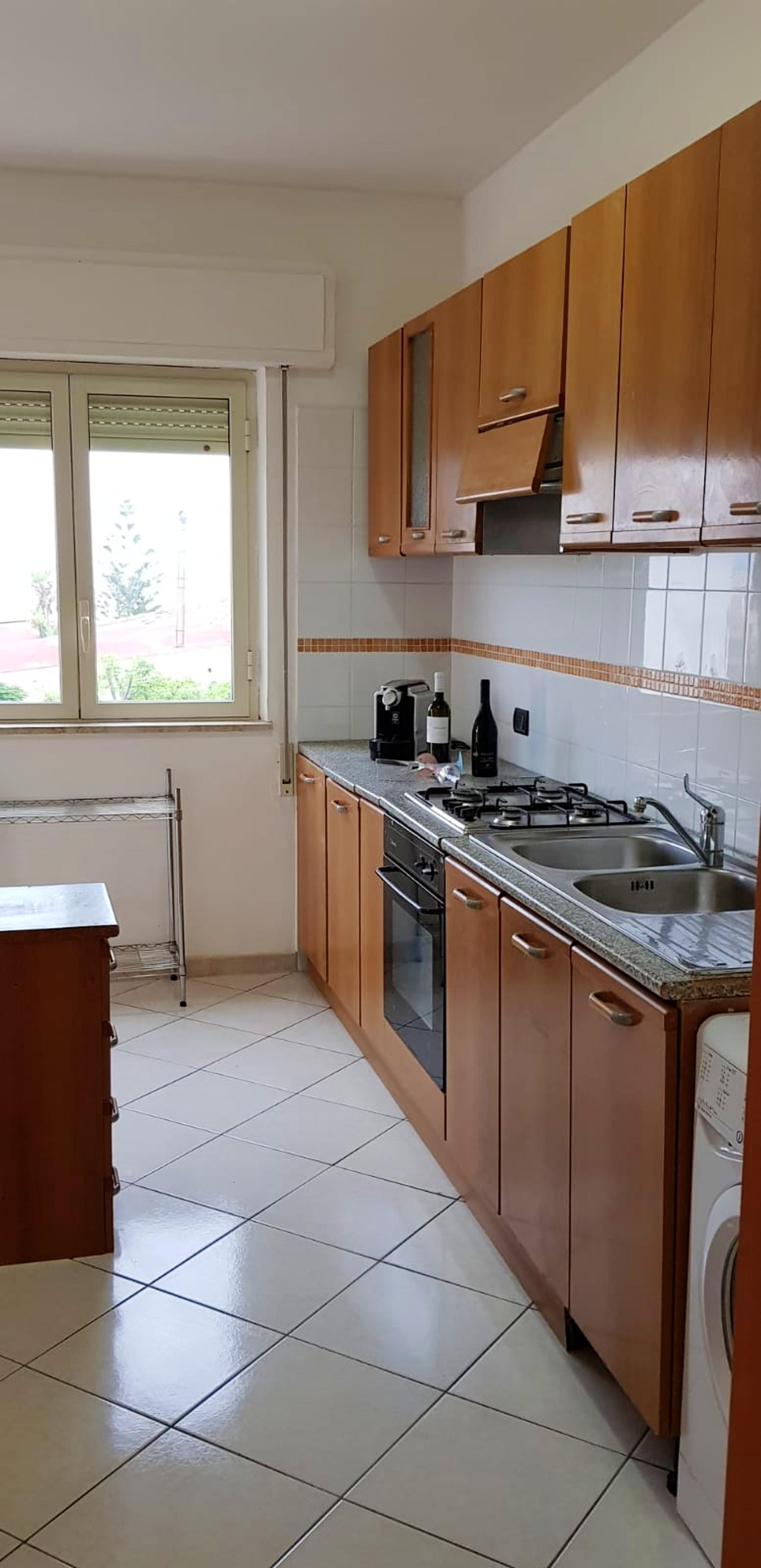 Ferienwohnung Wohnung mit 3 Schlafzimmern in Alcamo mit herrlichem Meerblick, eingezäuntem Garten und W- (2623785), Alcamo, Trapani, Sizilien, Italien, Bild 7