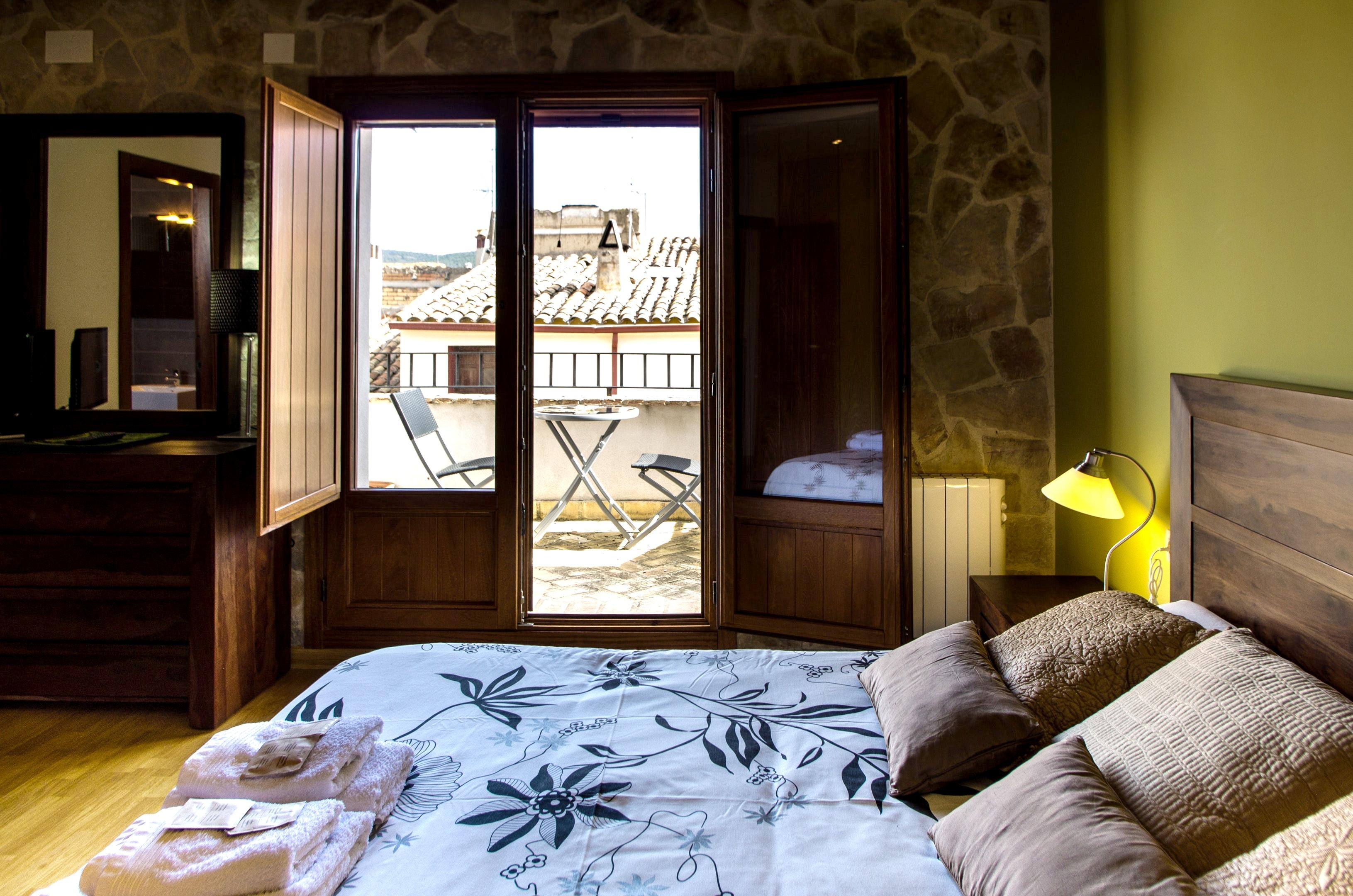 Ferienhaus Haus mit 3 Schlafzimmern in Talayuelas mit toller Aussicht auf die Berge, möblierter Terra (2202603), Talayuelas, Cuenca, Kastilien-La Mancha, Spanien, Bild 10