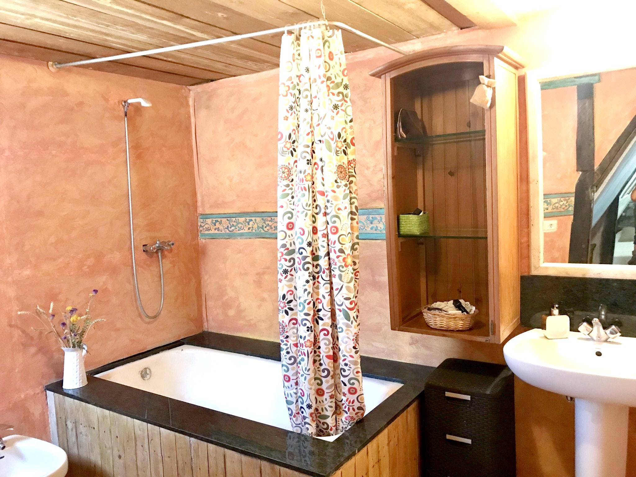 Maison de vacances Hütte mit 4 Schlafzimmern in Camarena de la Sierra mit toller Aussicht auf die Berge, priv (2474258), Camarena de la Sierra, Teruel, Aragon, Espagne, image 27