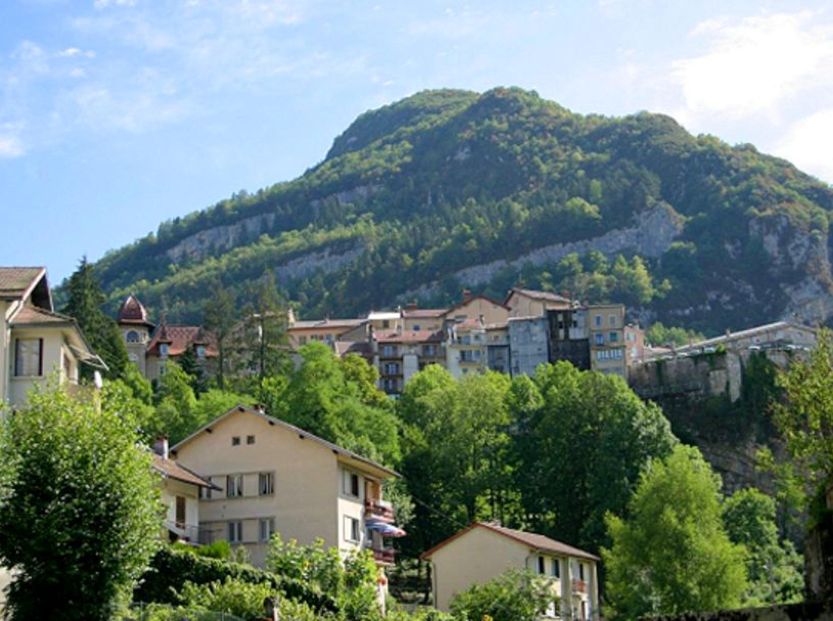 Maison de vacances Haus mit 2 Schlafzimmern in Villard-Saint-Sauveur mit toller Aussicht auf die Berge und ei (2704040), Villard sur Bienne, Jura, Franche-Comté, France, image 9
