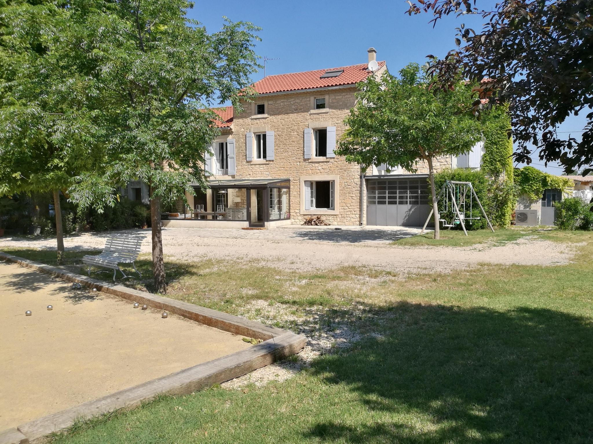 Ferienhaus Haus mit 6 Schlafzimmern in Pernes-les-Fontaines mit privatem Pool, möbliertem Garten und  (2377414), Pernes les Fontaines, Saône-et-Loire, Burgund, Frankreich, Bild 38
