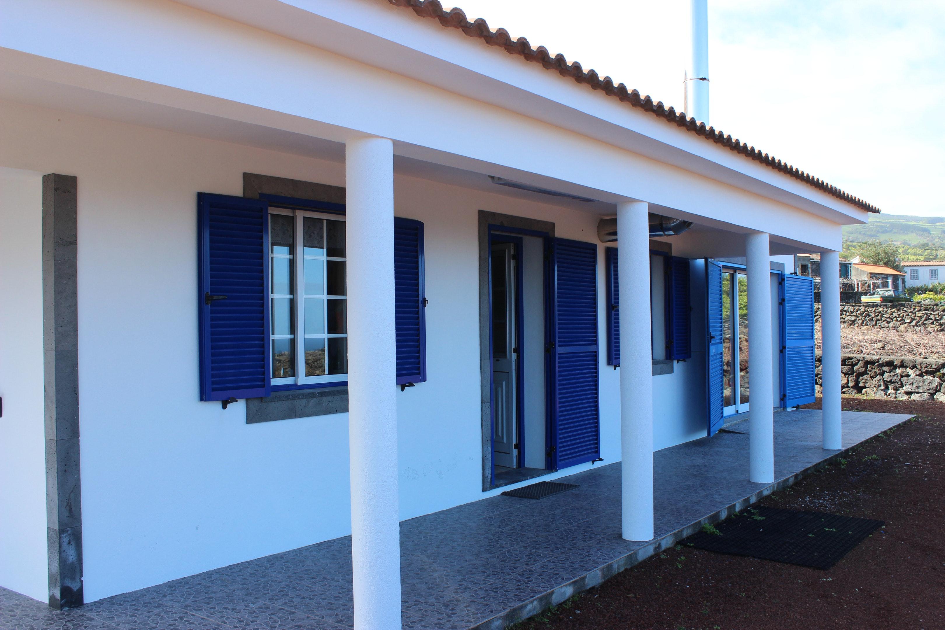 Ferienhaus Haus mit 2 Schlafzimmern in Baixa mit herrlichem Meerblick und eingezäuntem Garten (2202753), Baixa, Pico, Azoren, Portugal, Bild 6