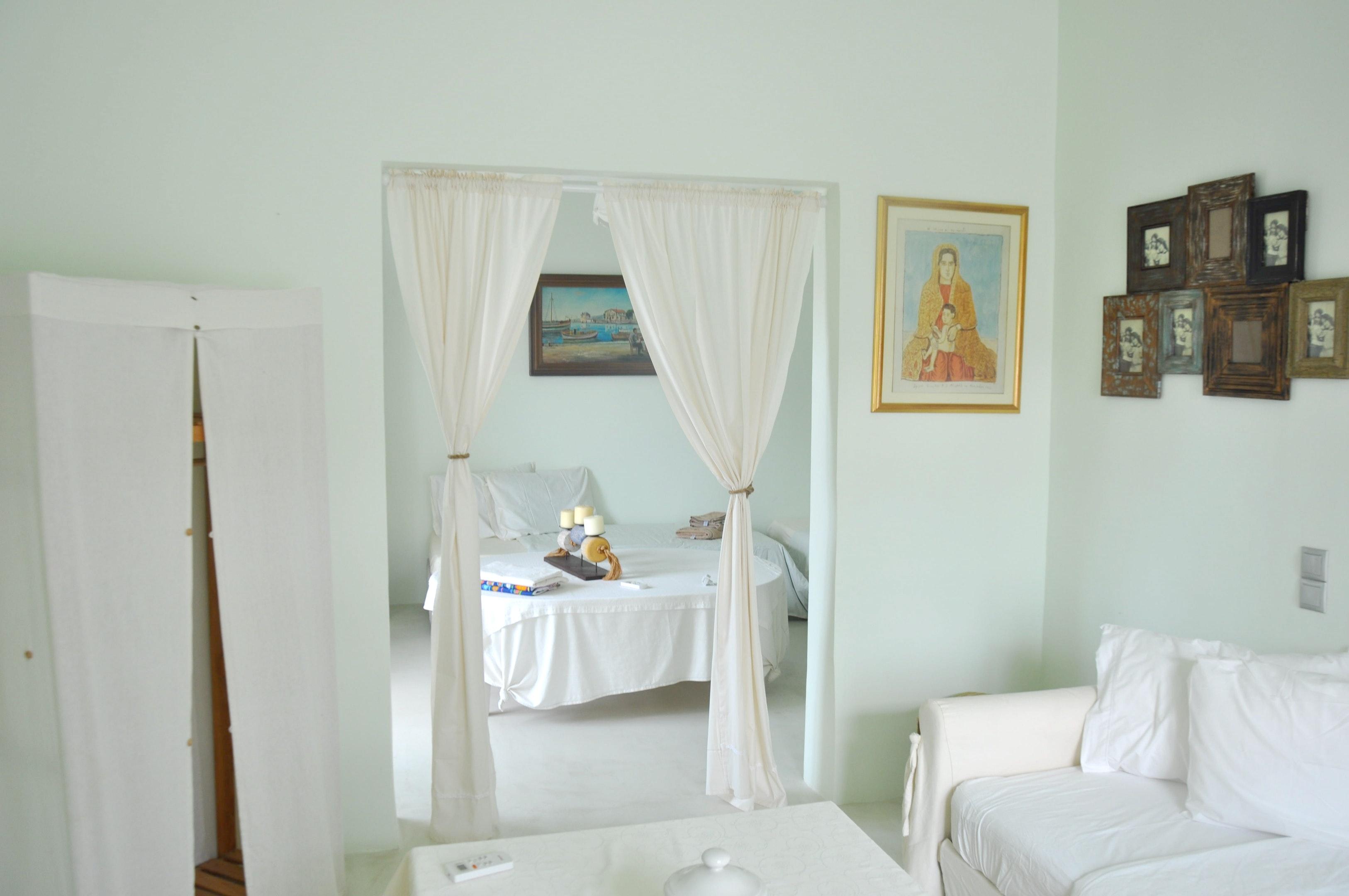 Ferienwohnung Wohnung mit 2 Schlafzimmern in Psathi mit herrlichem Meerblick und möblierter Terrasse - 7 (2201600), Kimolos, Kimolos, Kykladen, Griechenland, Bild 8