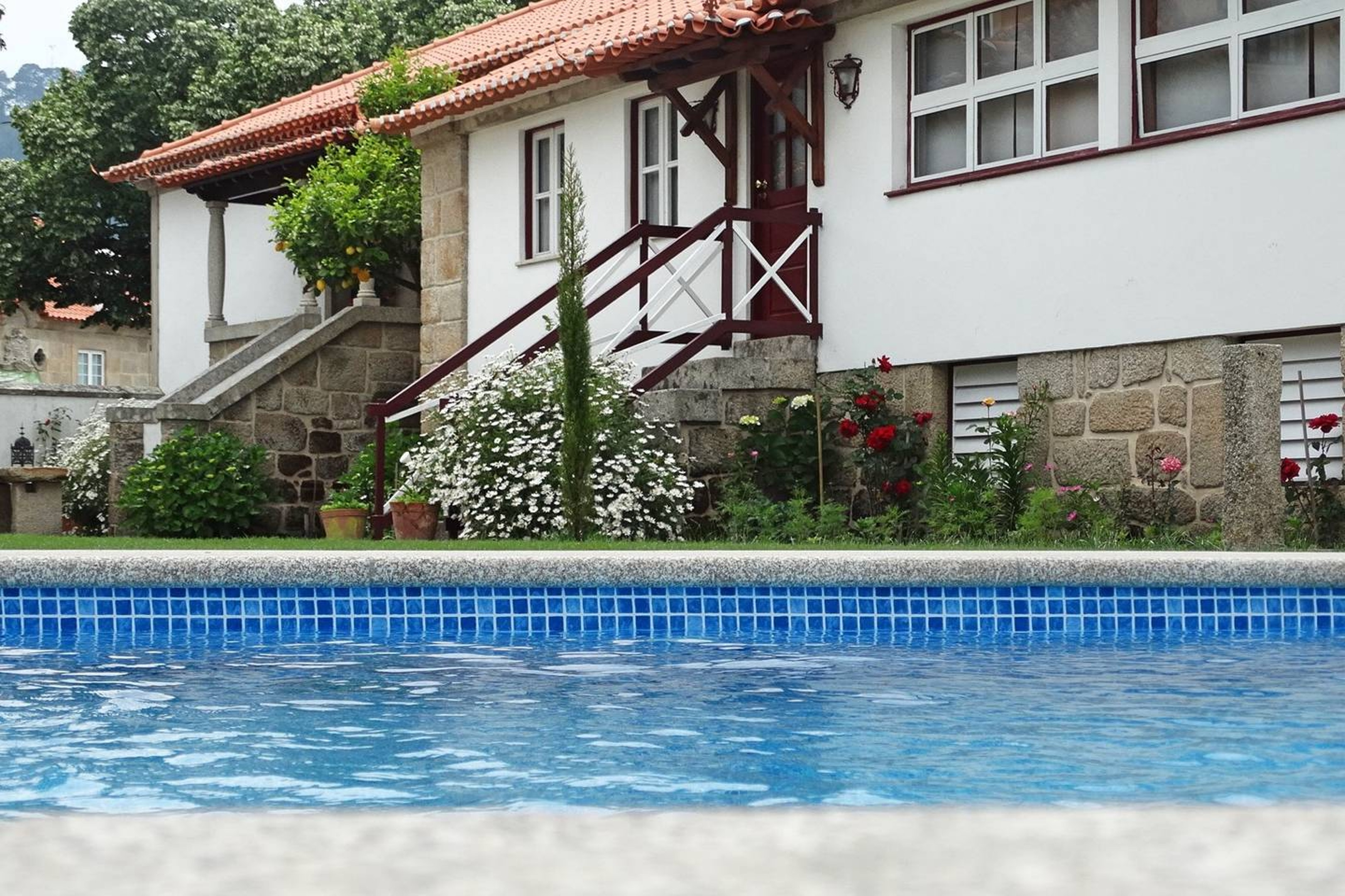 Holiday house Haus mit 3 Schlafzimmern in Vouzela mit bezauberndem Seeblick, privatem Pool, eingezäuntem (2560102), Vouzela, , Central-Portugal, Portugal, picture 1
