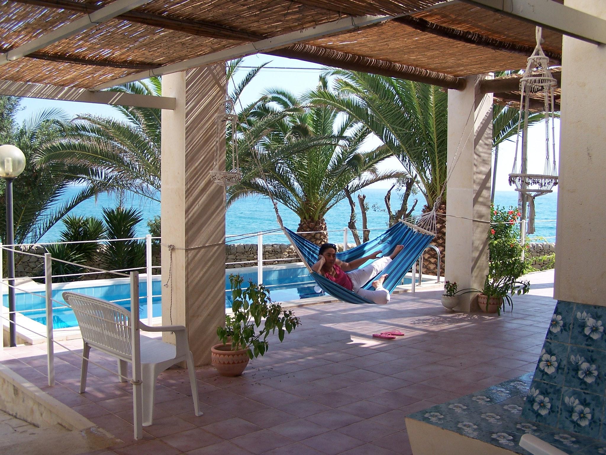 Maison de vacances Villa mit 5 Schlafzimmern in Vittoria mit herrlichem Meerblick, privatem Pool, eingezäunte (2617982), Vittoria, Ragusa, Sicile, Italie, image 11