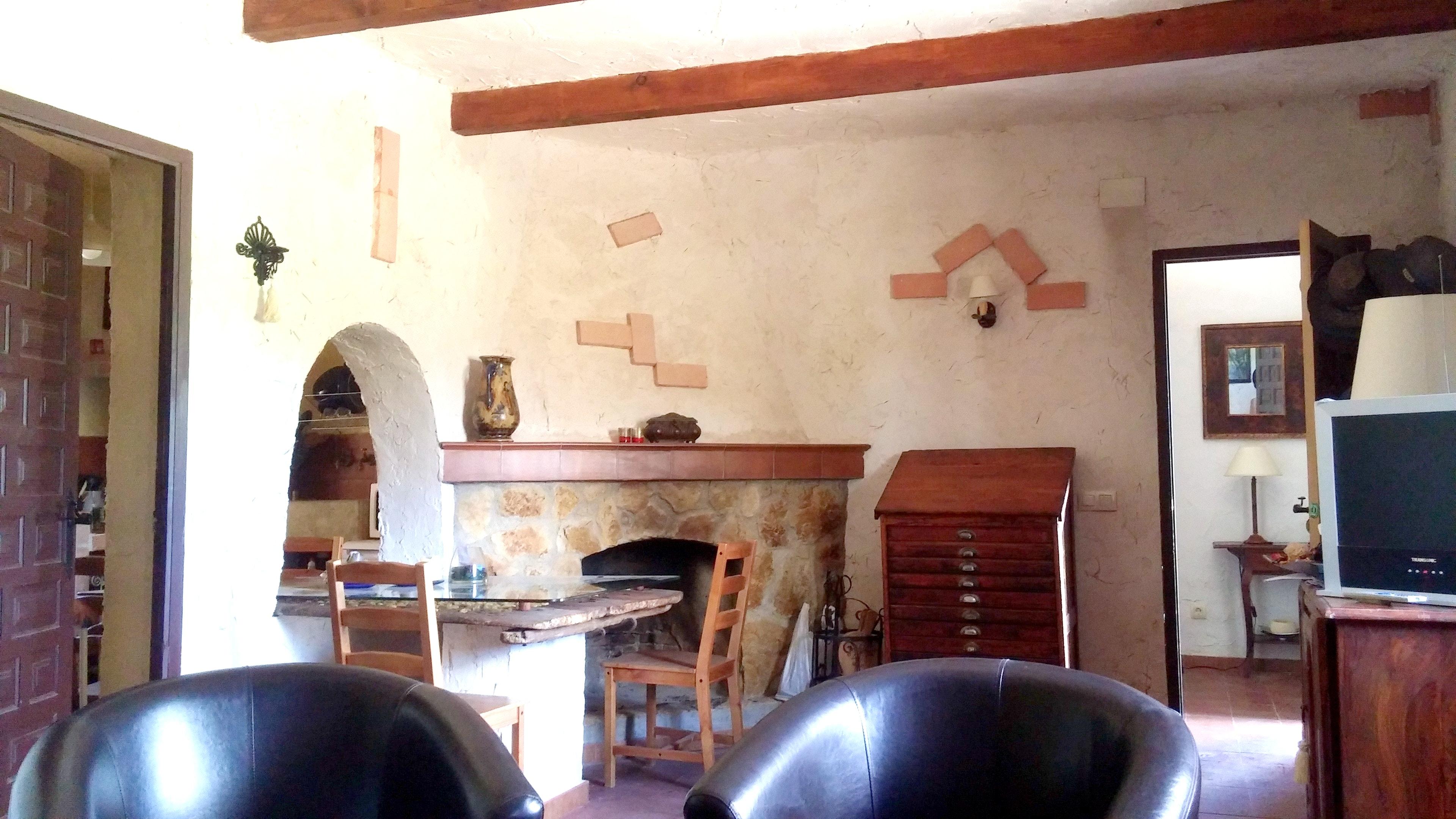 Ferienhaus Haus mit 2 Schlafzimmern in Bernuy mit möbliertem Garten (2202172), Bernuy, Toledo, Kastilien-La Mancha, Spanien, Bild 12