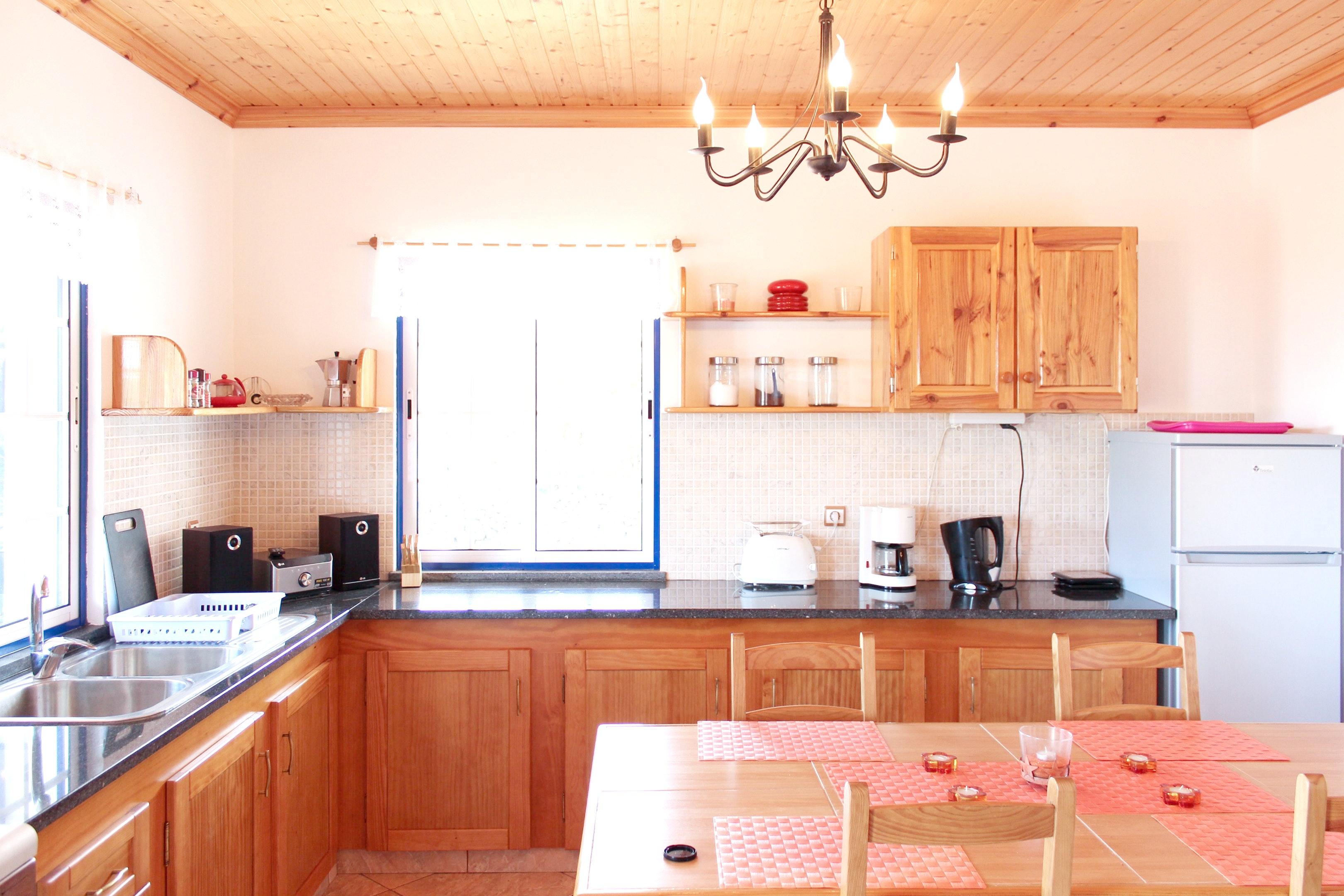 Ferienhaus Haus mit 2 Schlafzimmern in Baixa mit herrlichem Meerblick und eingezäuntem Garten (2202753), Baixa, Pico, Azoren, Portugal, Bild 16