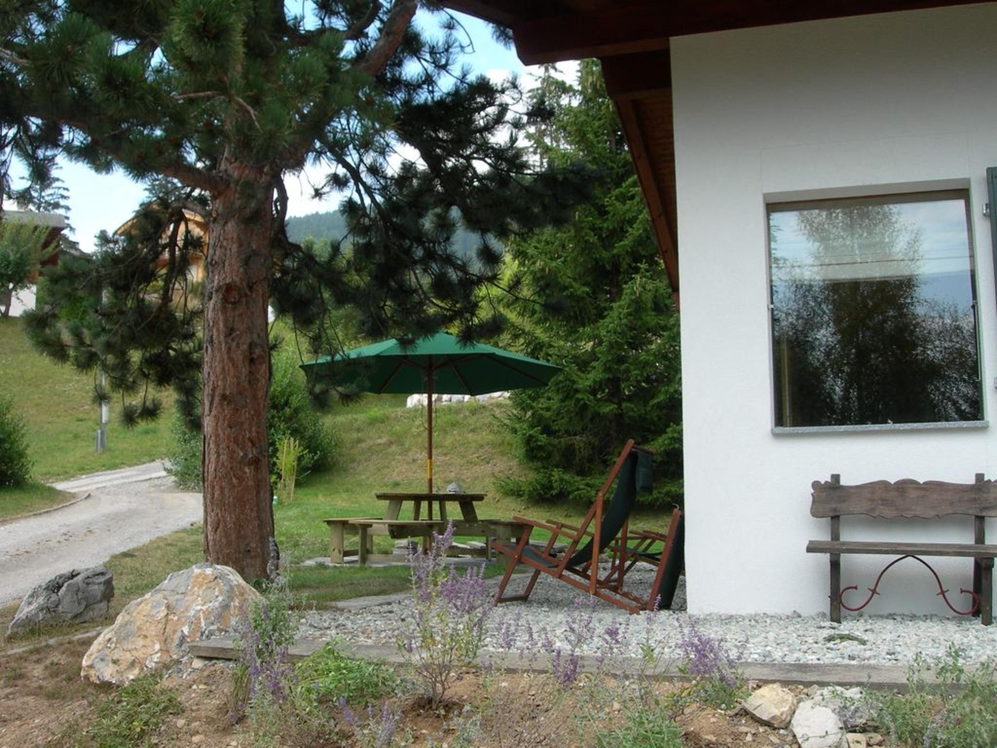 Hütte mit 4 Schlafzimmern in Anzère mi Ferienhaus