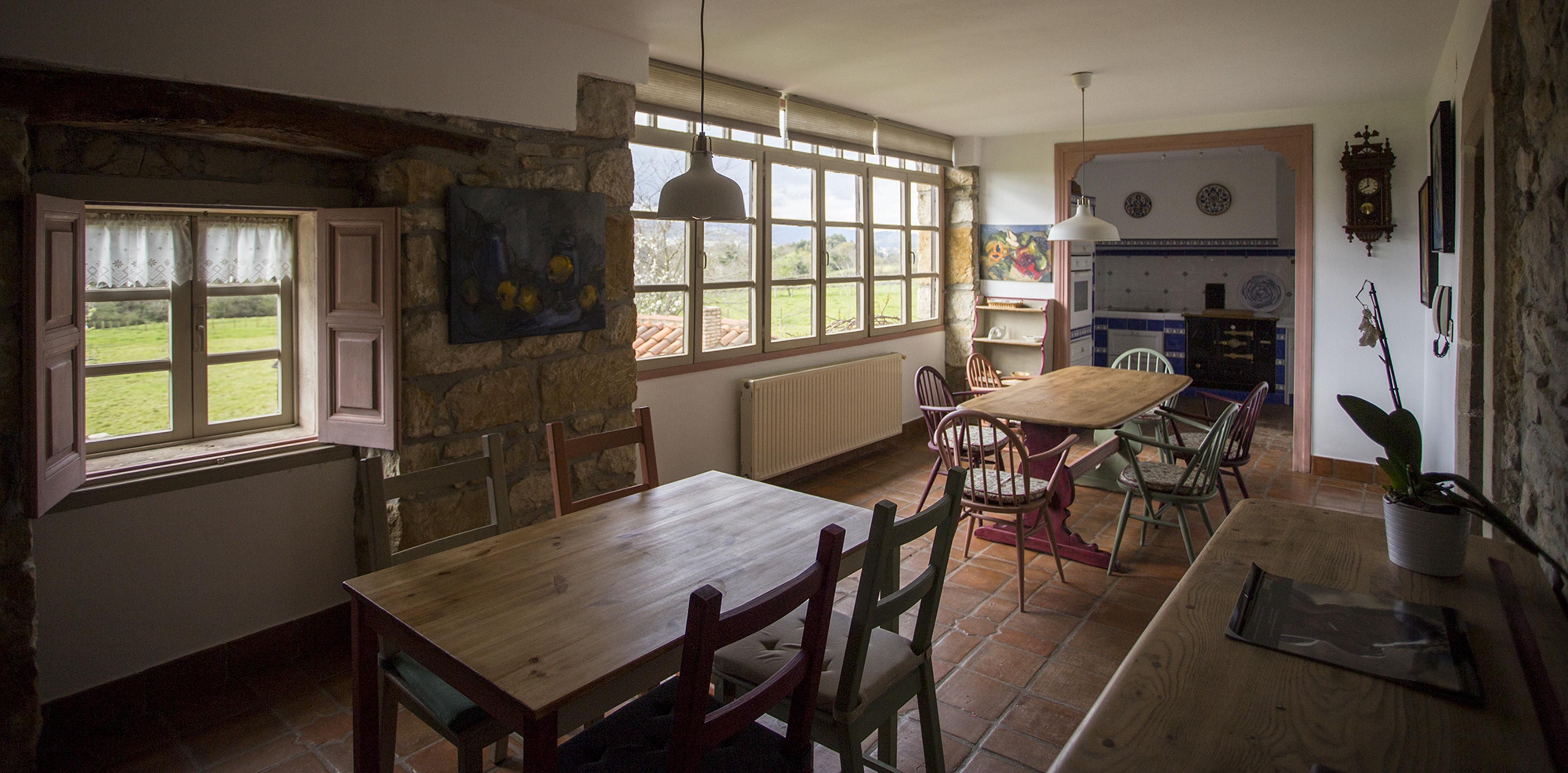 Ferienhaus Haus mit 7 Schlafzimmern in Villaviciosa mit toller Aussicht auf die Berge, eingezäuntem G (2239815), Villaverde, Costa Verde (ES), Asturien, Spanien, Bild 8