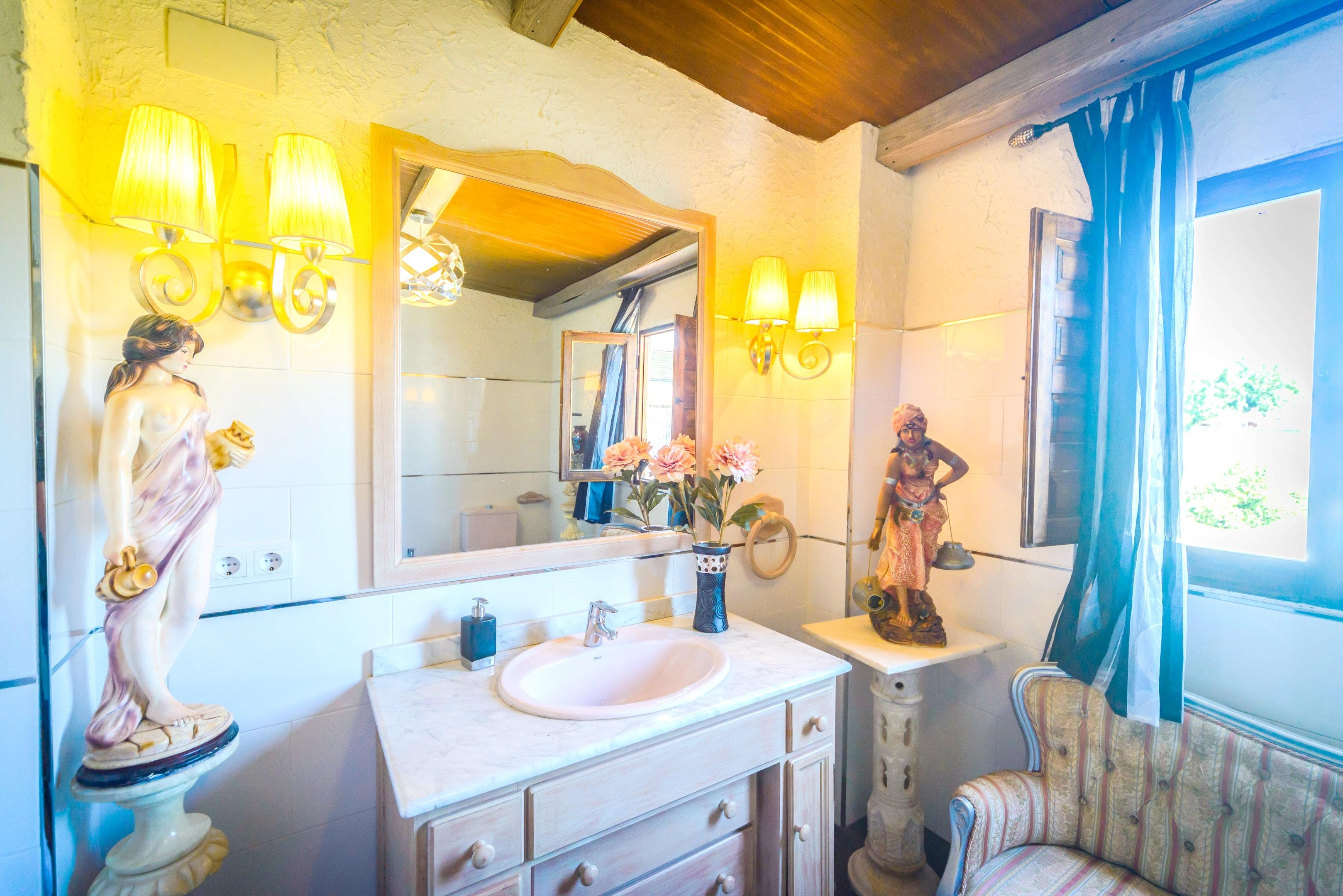 Ferienhaus Villa mit 3 Schlafzimmern in Peñaflor mit privatem Pool, eingezäuntem Garten und W-LAN (2208249), Peñaflor, Sevilla, Andalusien, Spanien, Bild 28
