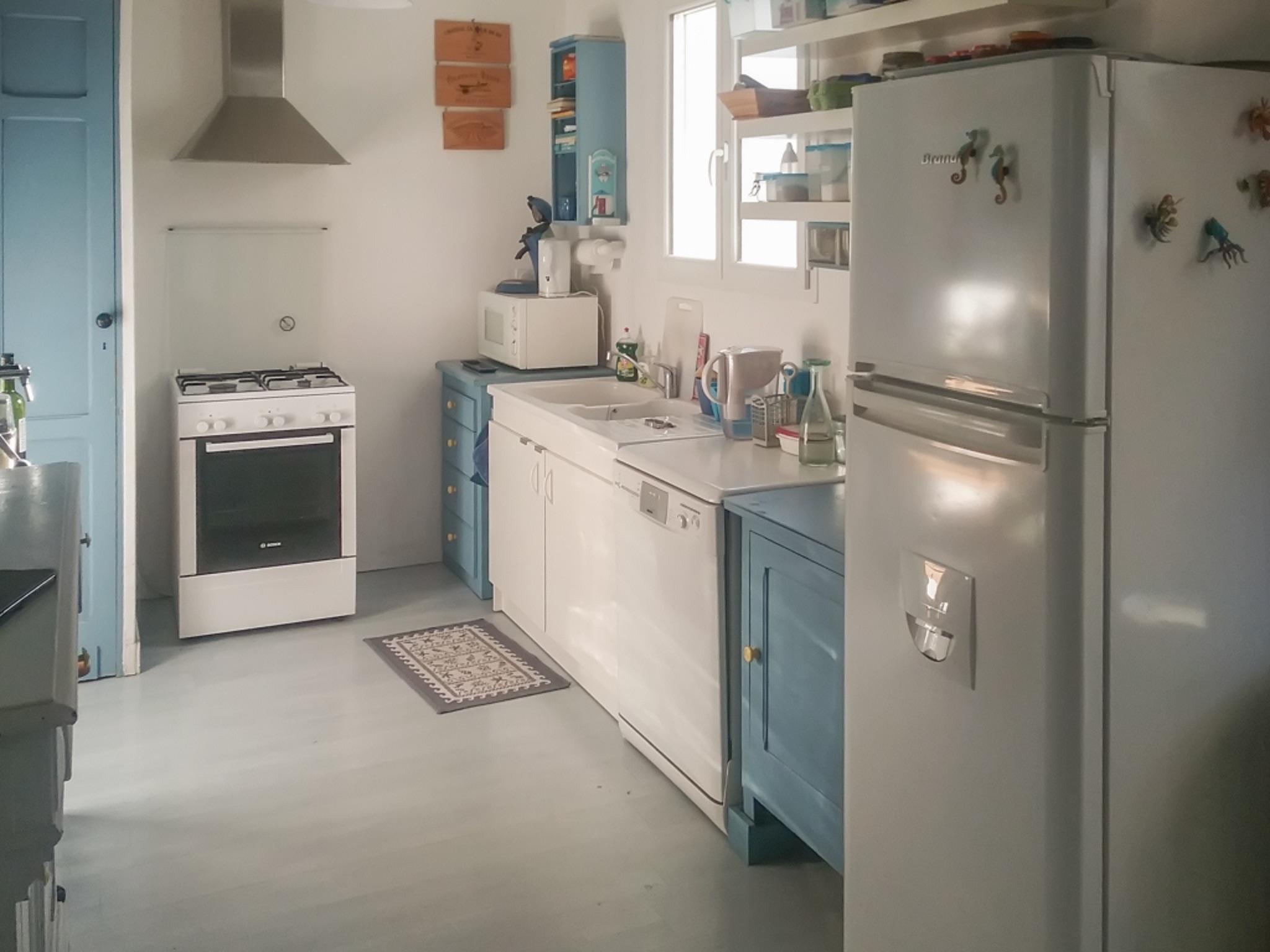 Holiday house Hübsches Haus in Soulac-sur-Mer mit drei Schlafzimmern und Privatpool, nur 1 km vom Strand (2202479), Soulac sur Mer, Atlantic coast Gironde, Aquitania, France, picture 6
