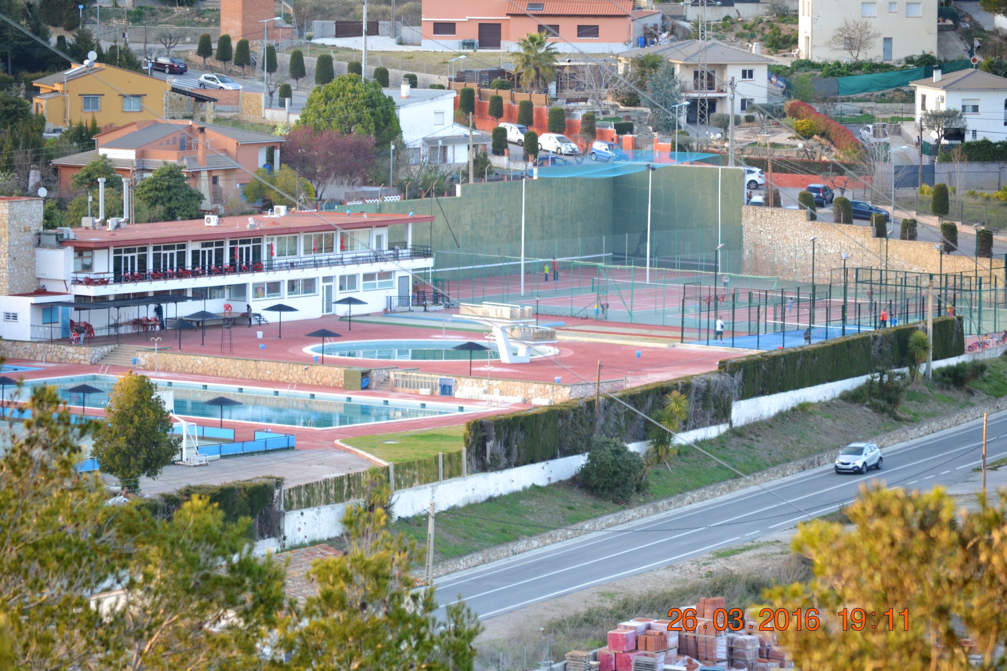 Ferienhaus Haus mit 4 Schlafzimmern in Sant Pere Sacarrera mit toller Aussicht auf die Berge, möblier (2217248), Sant Pere Sacarrera, Barcelona, Katalonien, Spanien, Bild 46