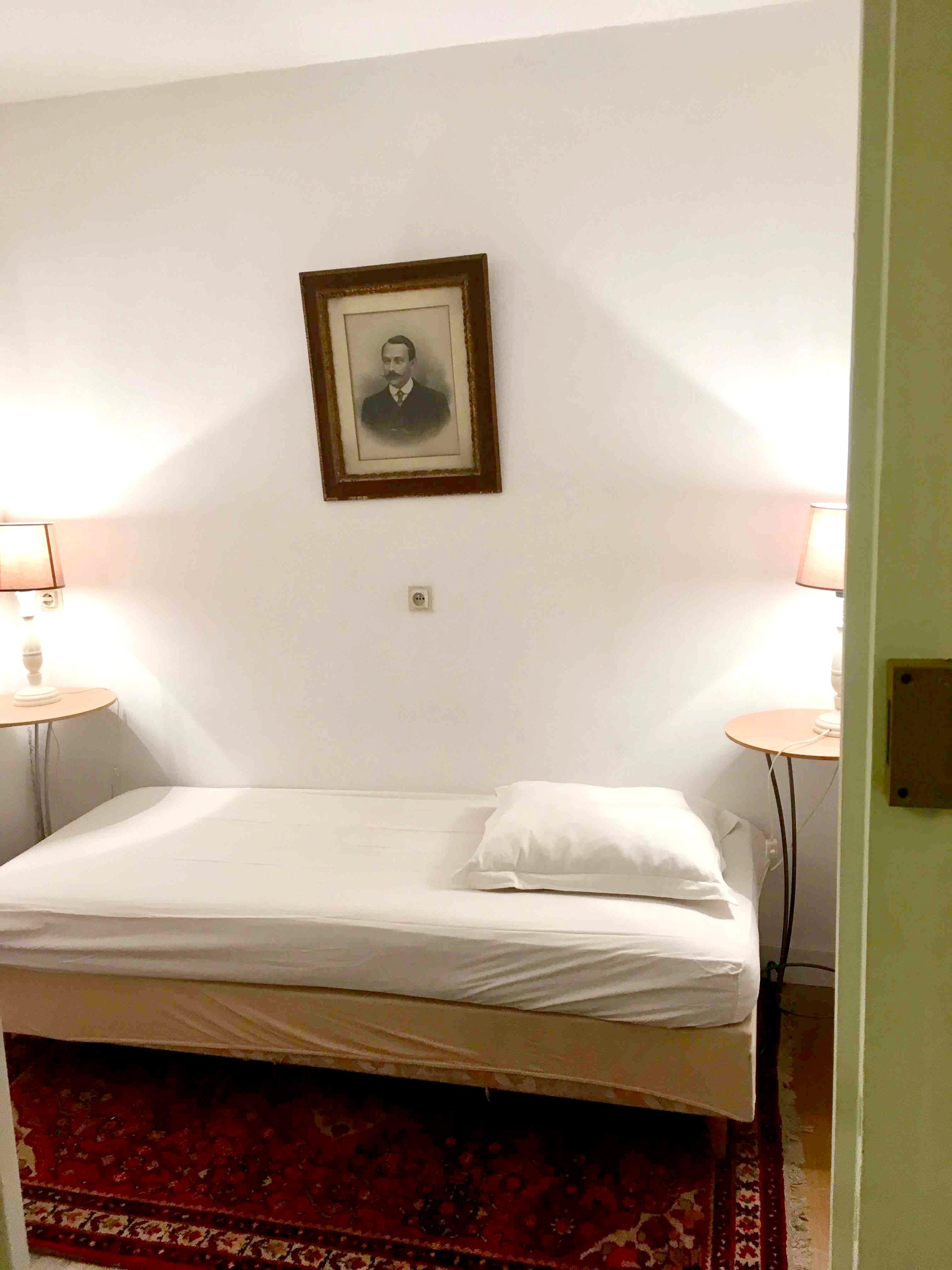 Ferienhaus Haus mit 6 Schlafzimmern in Carrouges mit eingezäuntem Garten und W-LAN - 95 km vom Strand (2572591), Carrouges, Orne, Normandie, Frankreich, Bild 14