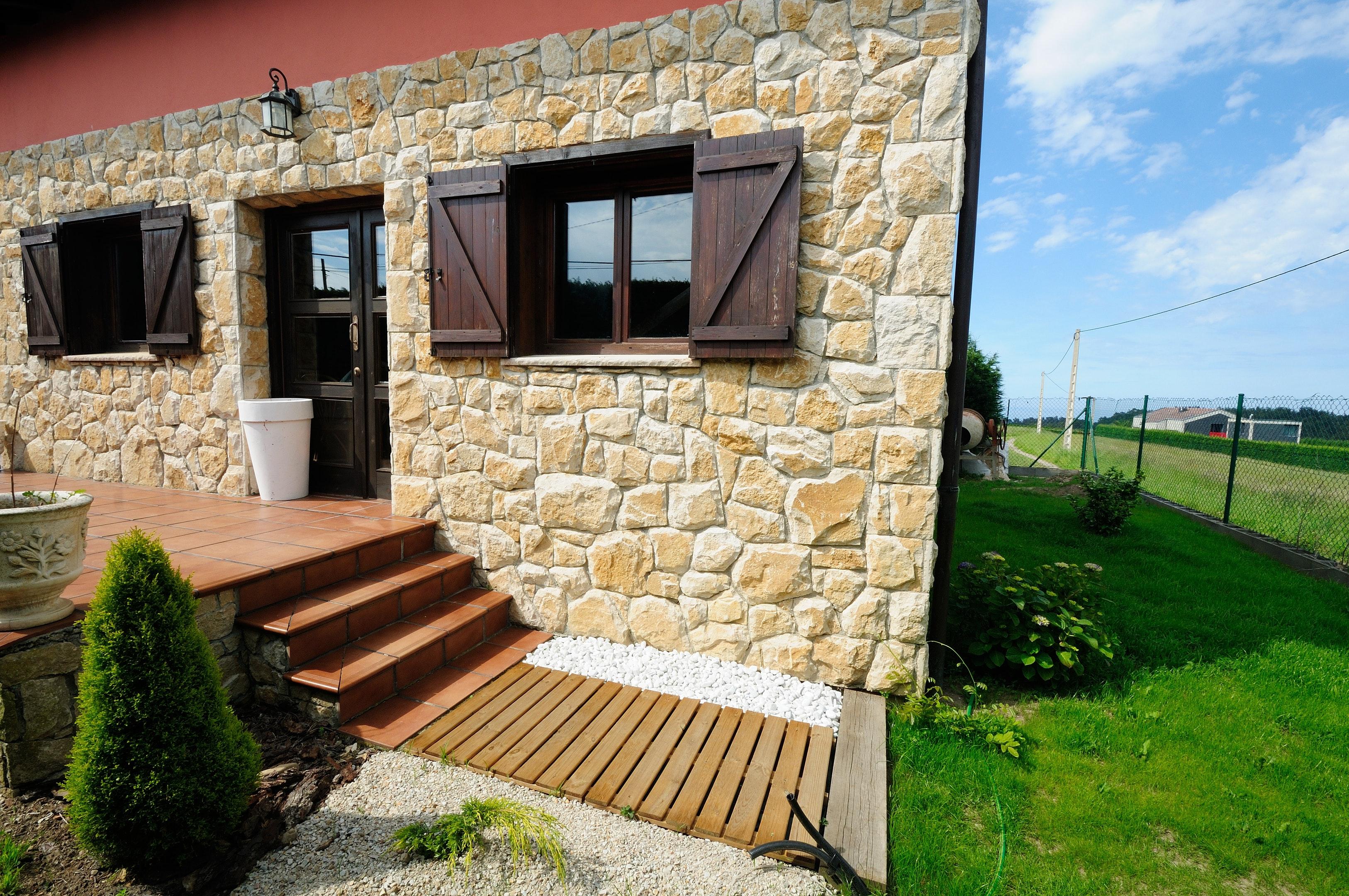 Ferienhaus Haus mit 3 Schlafzimmern in Albuerne mit eingezäuntem Garten - 6 km vom Strand entfernt (2208400), Albuerne, Costa Verde (ES), Asturien, Spanien, Bild 8
