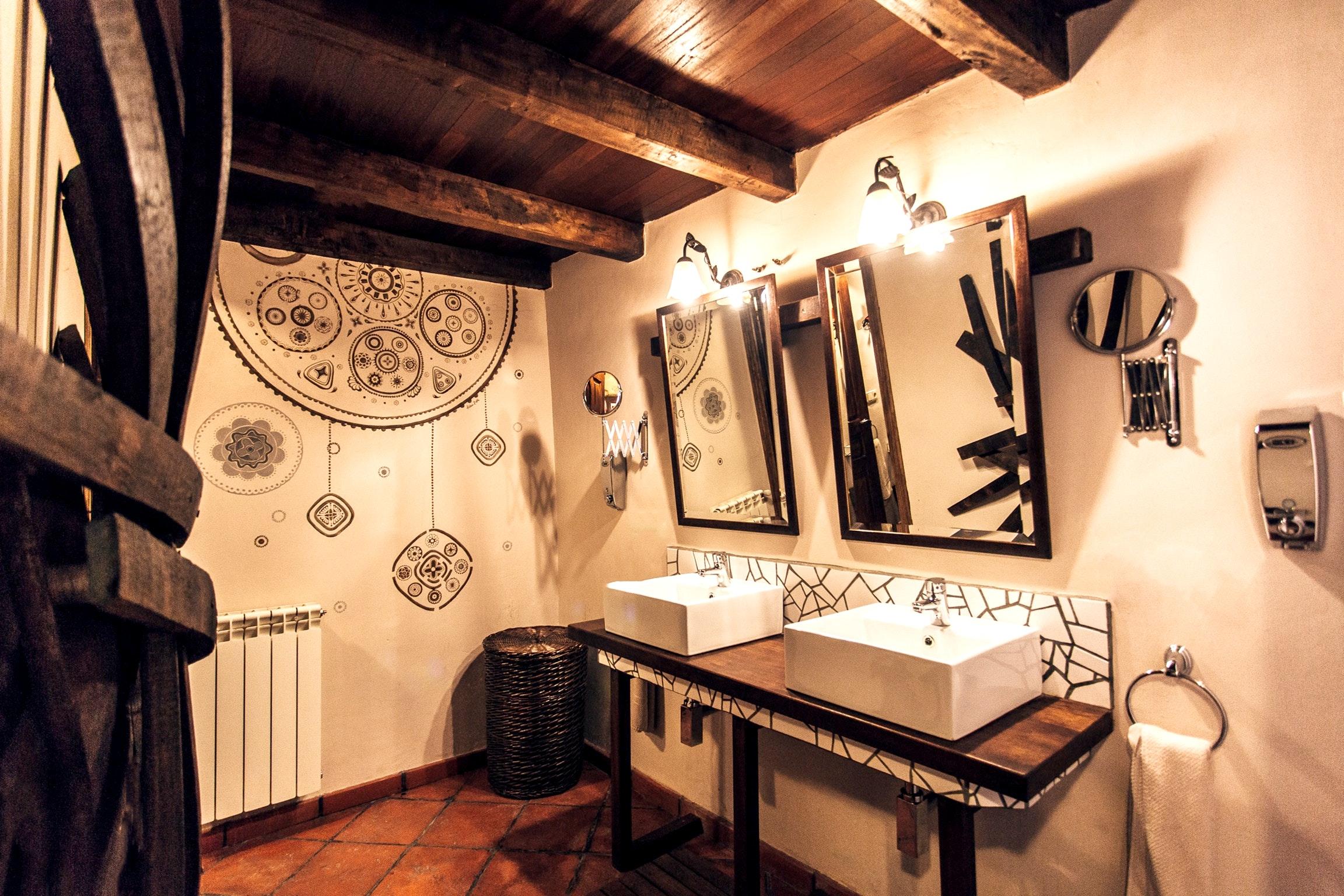Ferienhaus Haus mit 5 Zimmern in Fuenteodra mit toller Aussicht auf die Berge, eingezäuntem Garten un (2211142), Fuenteodra, Burgos, Kastilien-León, Spanien, Bild 30