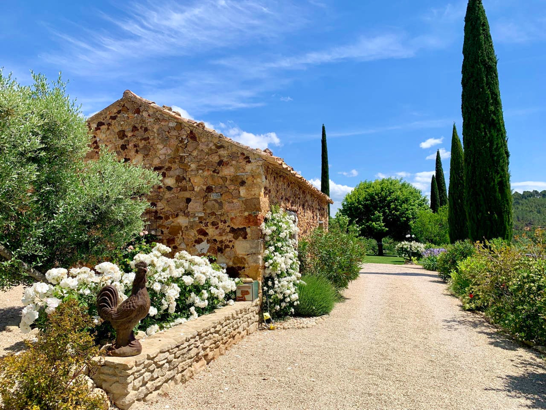 Holiday house Haus mit 2 Schlafzimmern in Roussillon mit Pool, eingezäuntem Garten und W-LAN (2818064), Roussillon, Vaucluse, Provence - Alps - Côte d'Azur, France, picture 21