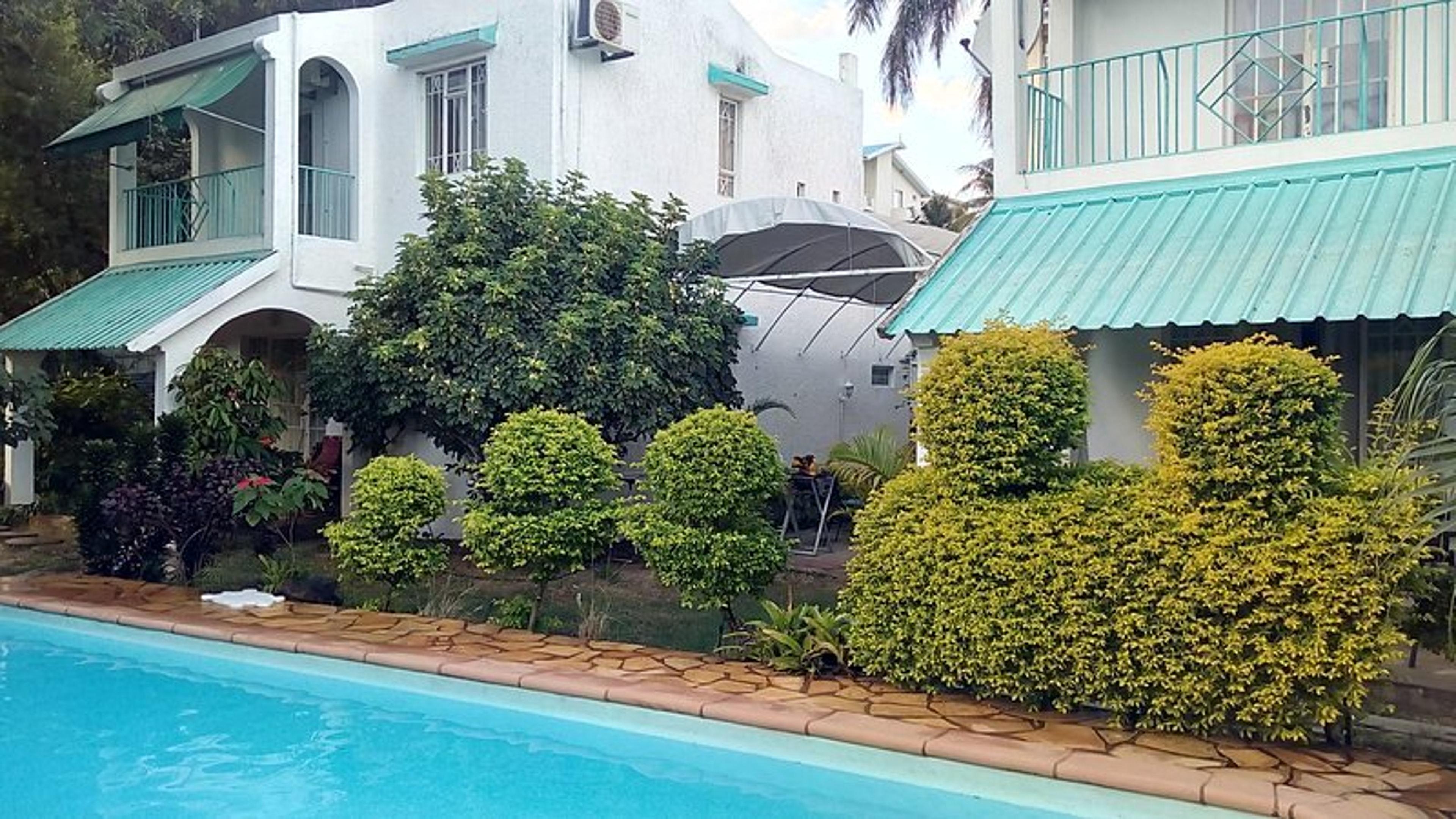 Haus mit 3 Schlafzimmern in Flic en Flac mit Pool, Ferienhaus in Afrika