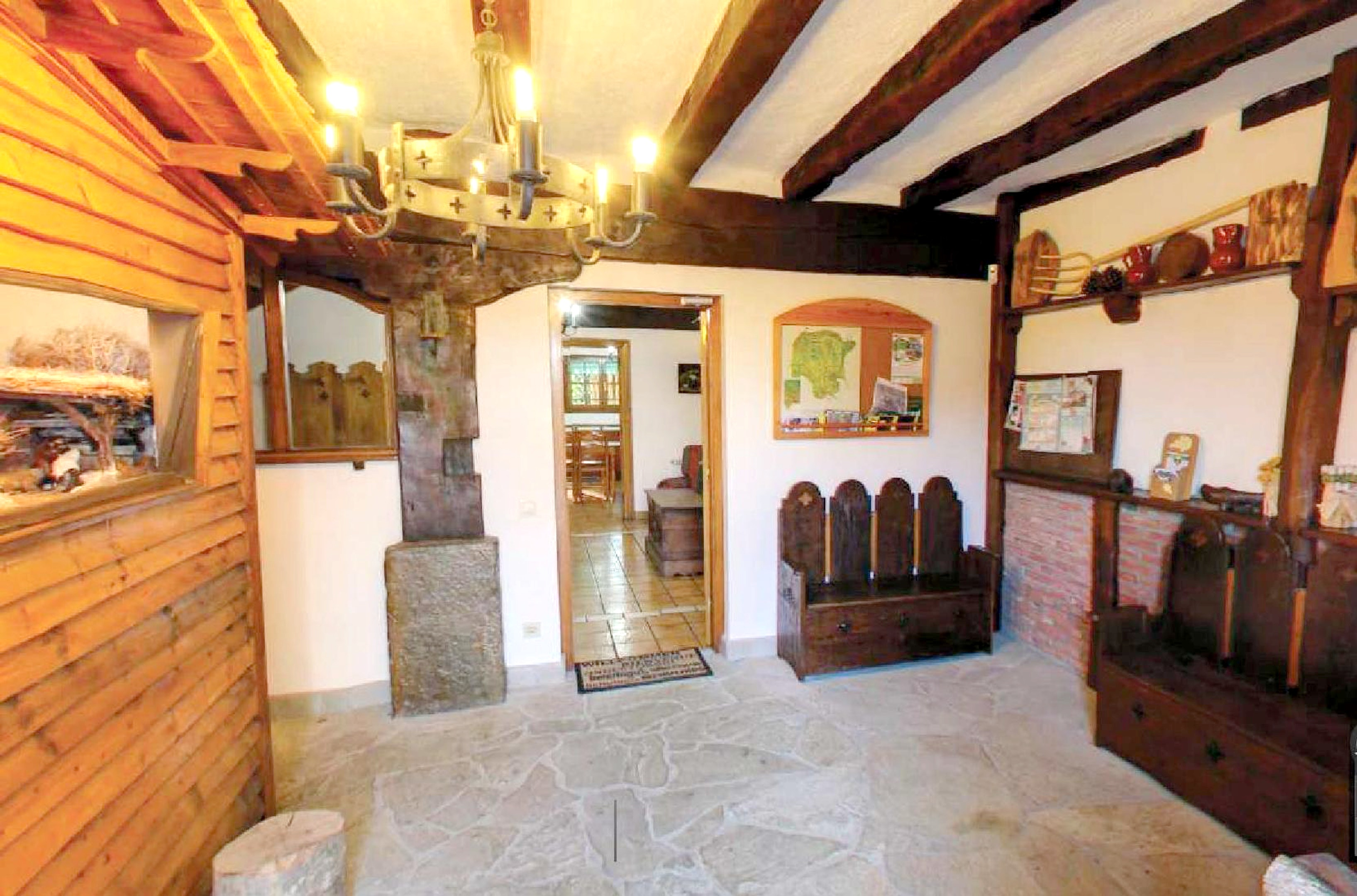 Ferienhaus Haus mit 6 Schlafzimmern in Lizaso mit eingezäuntem Garten und W-LAN - 500 m vom Strand en (2599807), Lizaso, , Navarra, Spanien, Bild 24