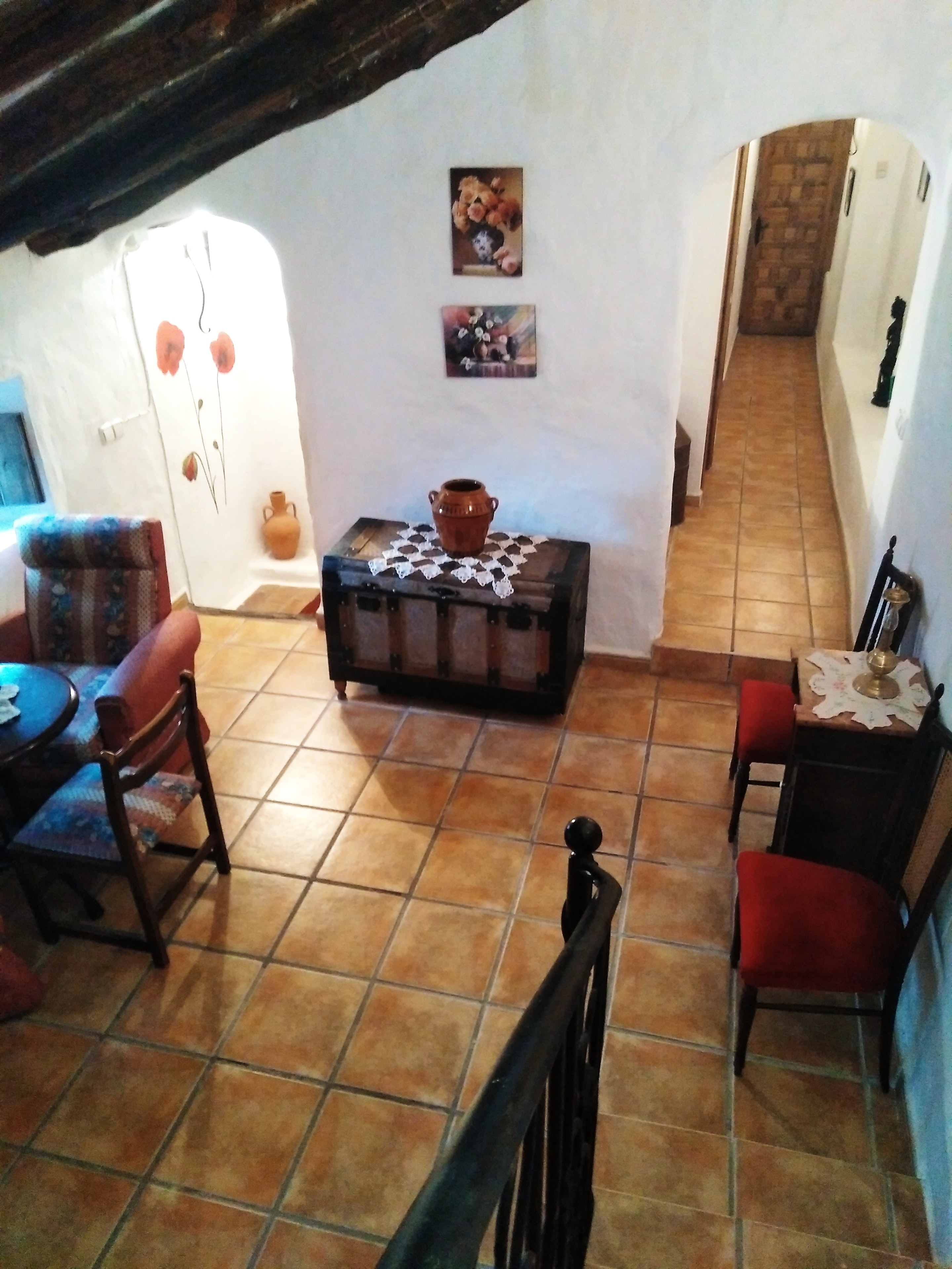 Ferienhaus Haus mit 5 Schlafzimmern in Casas del Cerro mit toller Aussicht auf die Berge und möbliert (2201517), Casas del Cerro, Albacete, Kastilien-La Mancha, Spanien, Bild 9