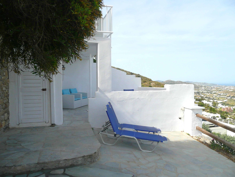 Holiday house Villa mit 2 Schlafzimmern in Paros mit herrlichem Meerblick, Pool, Terrasse (2201782), Paros, Paros, Cyclades, Greece, picture 3