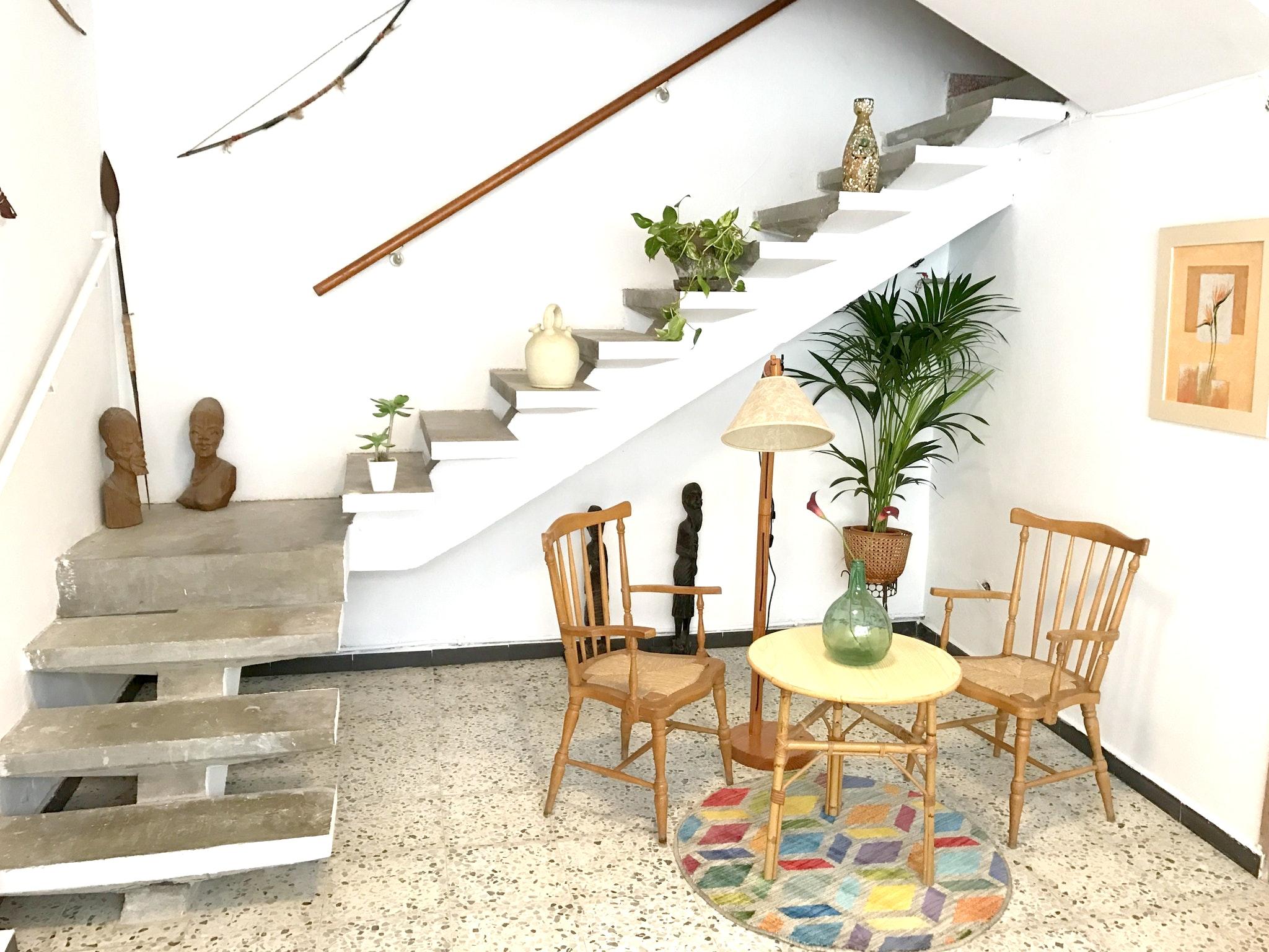 Appartement de vacances Studio in El Médano mit eingezäuntem Garten und W-LAN - 100 m vom Strand entfernt (2399644), El Medano, Ténérife, Iles Canaries, Espagne, image 1