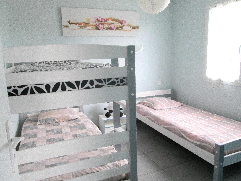 Maison de vacances Haus mit 3 Schlafzimmern in Lit-et-Mixe mit möblierter Terrasse und W-LAN - 10 km vom Stra (2213119), Lit et Mixe, Côte atlantique Landes, Aquitaine, France, image 14