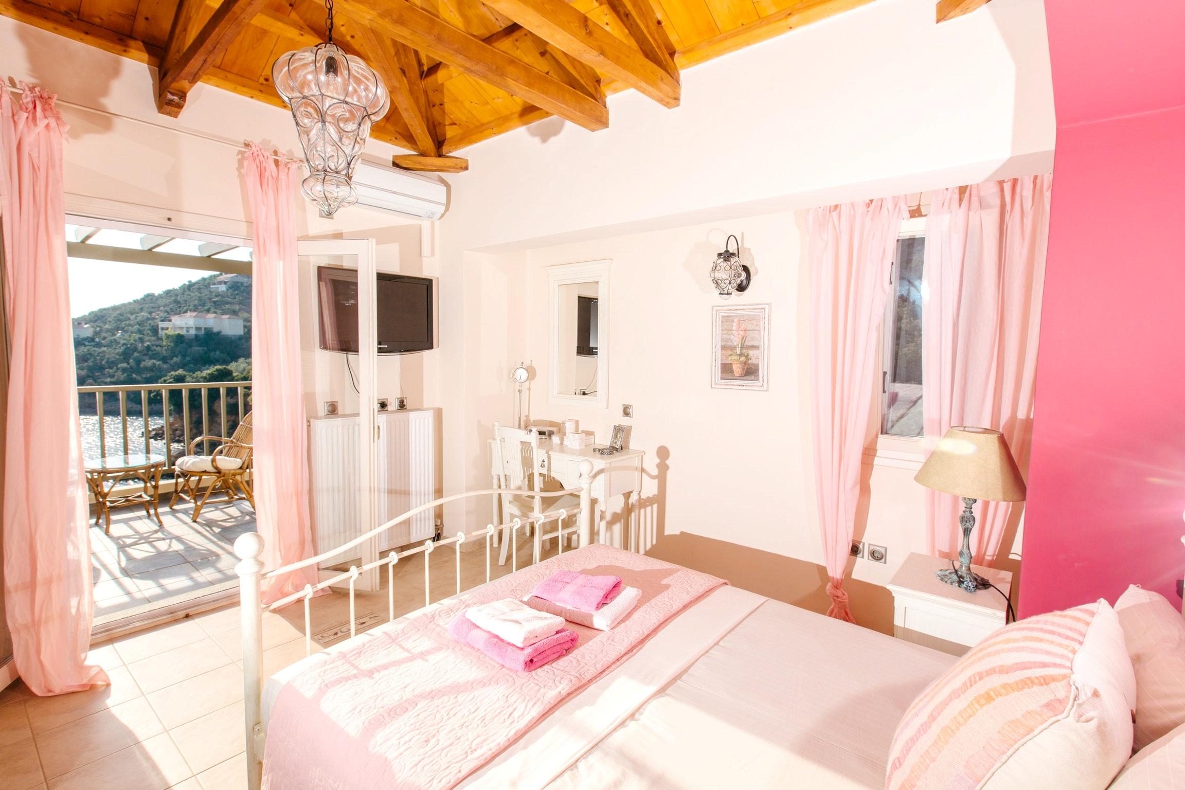 Maison de vacances Villa mit 3 Schlafzimmern in Diasello mit herrlichem Meerblick, privatem Pool, eingezäunte (2339719), Alonnisos, Alonnisos, Sporades, Grèce, image 12
