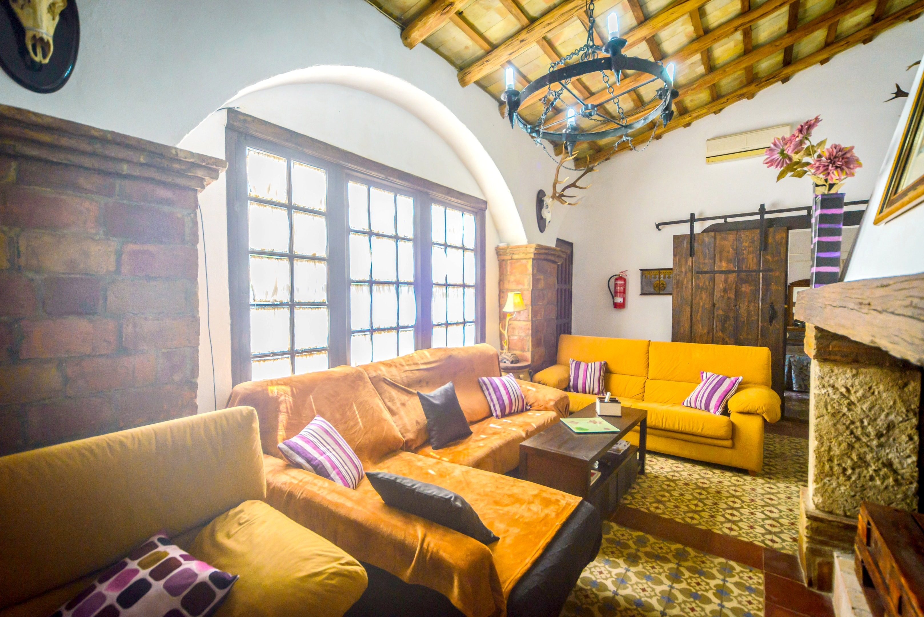 Ferienhaus Villa mit 3 Schlafzimmern in Peñaflor mit privatem Pool, eingezäuntem Garten und W-LAN (2208249), Peñaflor, Sevilla, Andalusien, Spanien, Bild 13