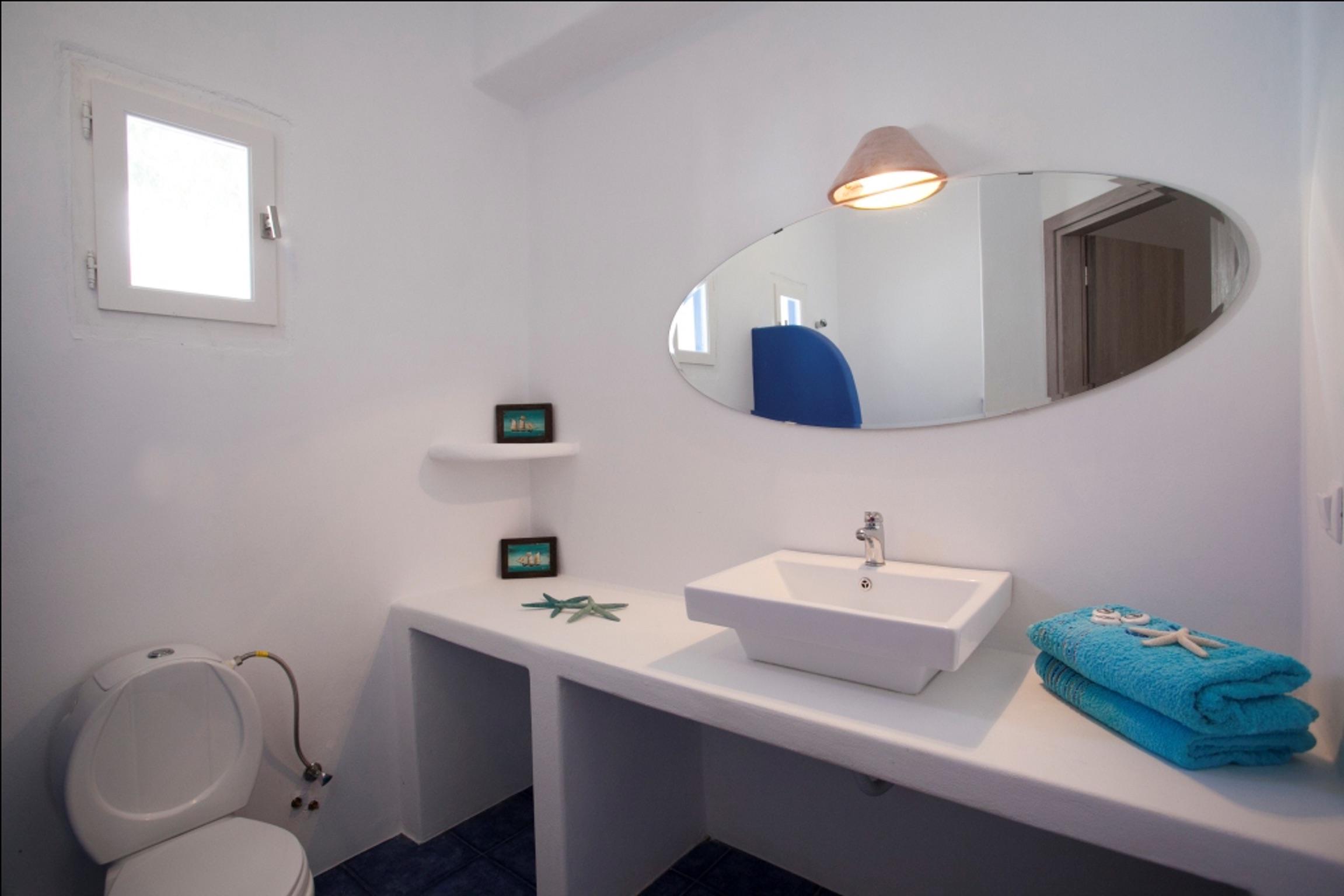 Holiday apartment Studio in Aliki mit herrlichem Meerblick, möblierter Terrasse und W-LAN (2201967), Aliki, Paros, Cyclades, Greece, picture 8