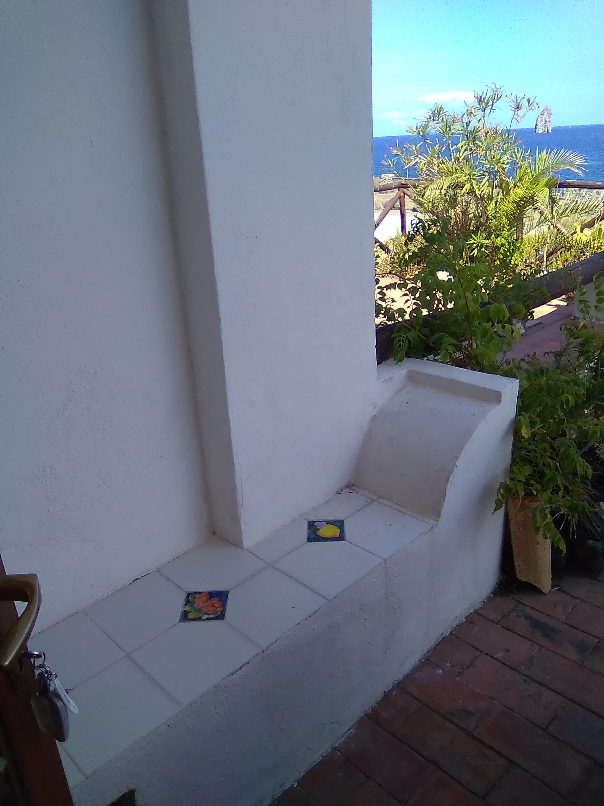 Maison de vacances Villa mit einem Schlafzimmer in Vulcanello mit herrlichem Meerblick und eingezäuntem Garte (2409224), Lipari, Lipari, Sicile, Italie, image 9