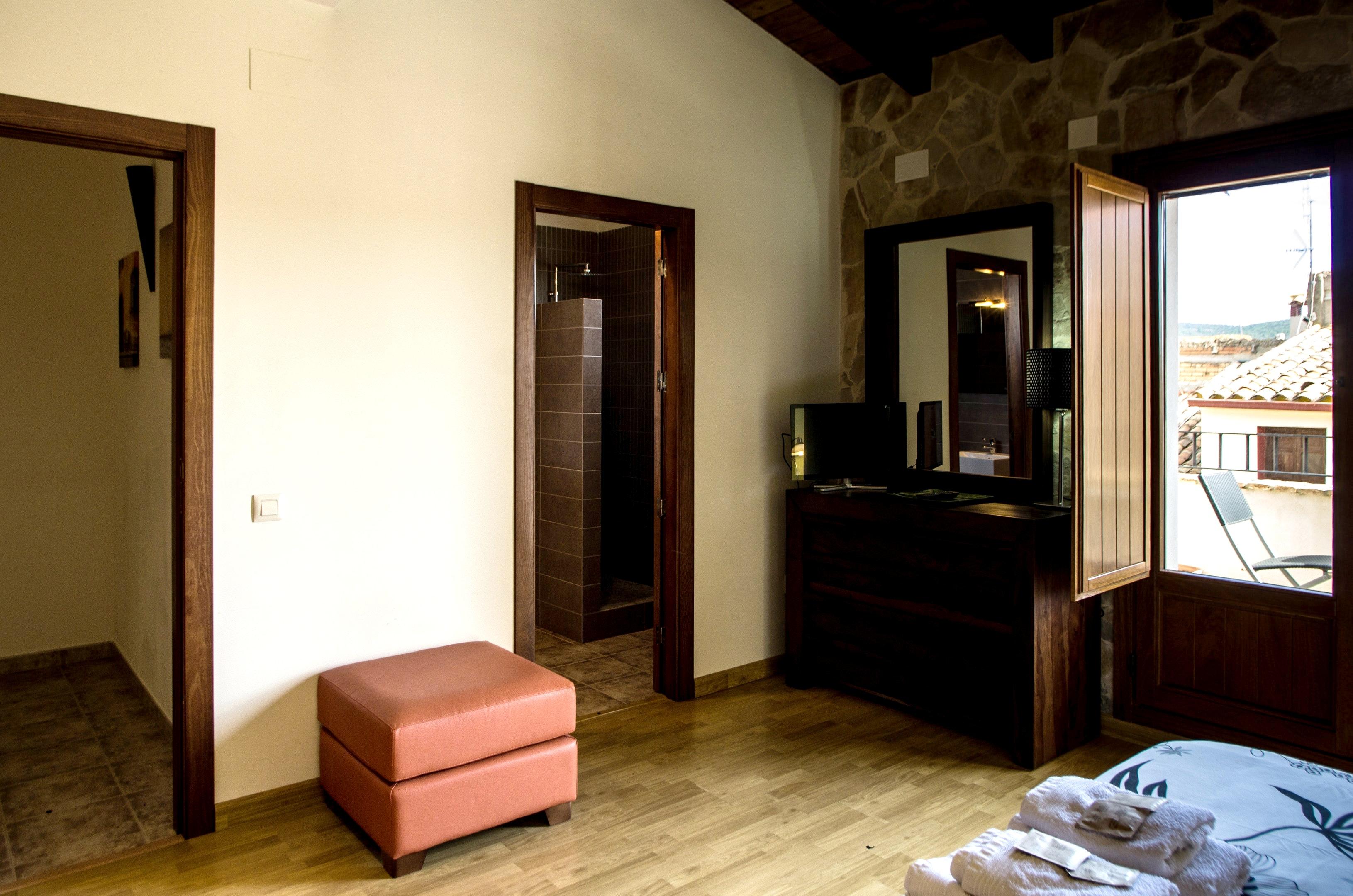 Ferienhaus Haus mit 3 Schlafzimmern in Talayuelas mit toller Aussicht auf die Berge, möblierter Terra (2202603), Talayuelas, Cuenca, Kastilien-La Mancha, Spanien, Bild 12