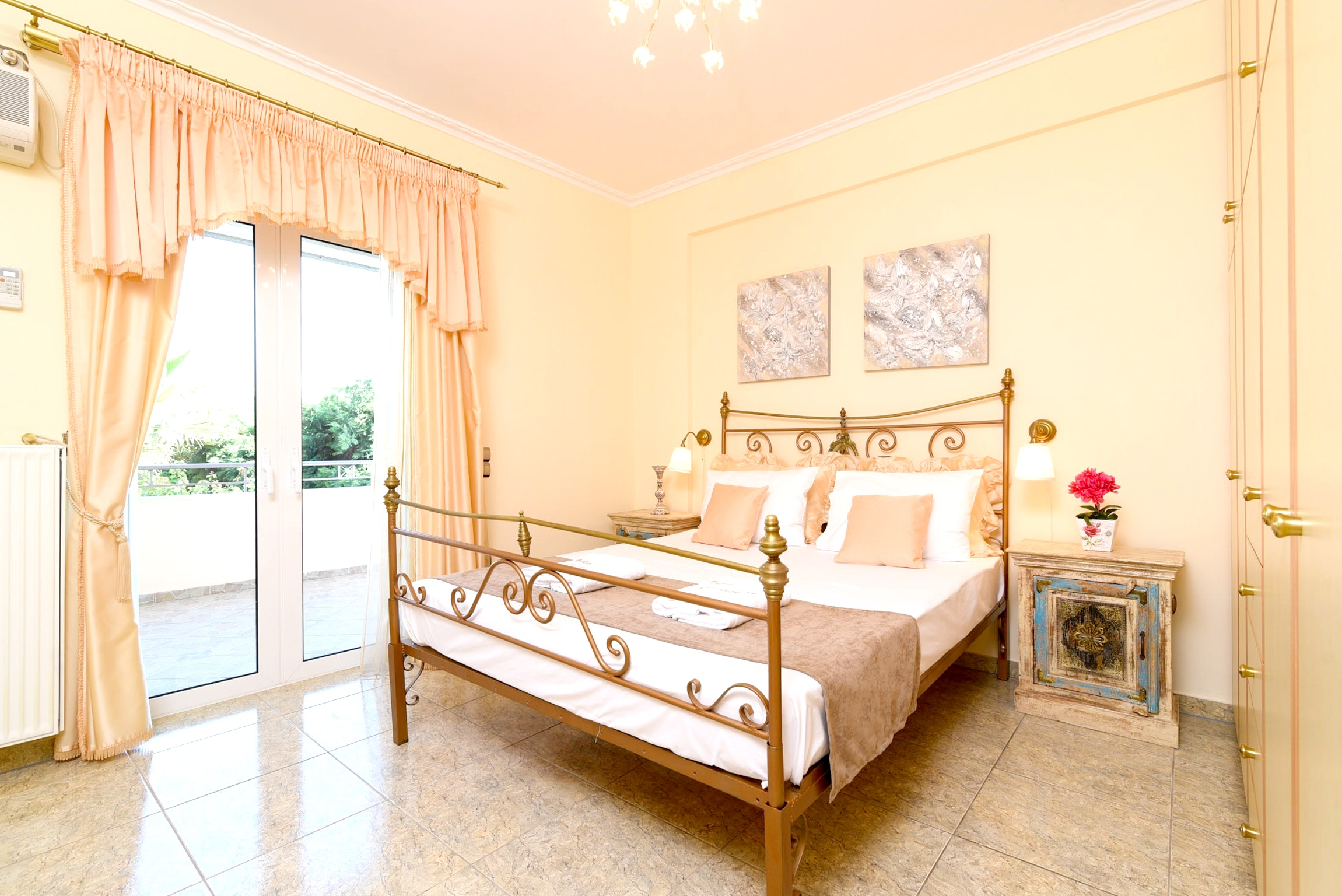Holiday house Villa mit 5 Schlafzimmern in Kitsi mit privatem Pool, eingezäuntem Garten und W-LAN (2339398), Koropion, , Attica, Greece, picture 15