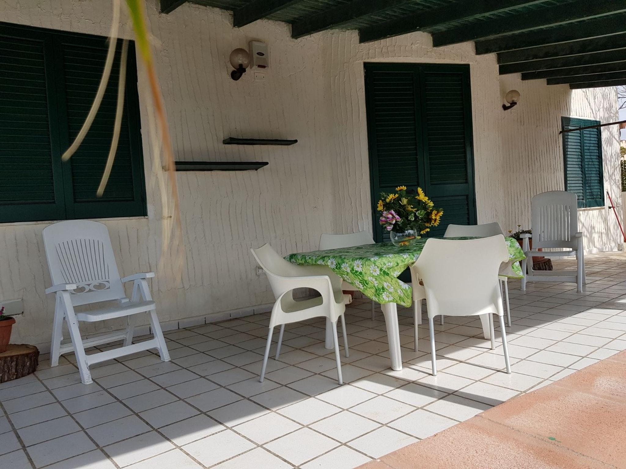 Holiday house Haus mit 3 Schlafzimmern in Mazara del Vallo mit möblierter Terrasse - 10 m vom Strand ent (2425159), Mazara del Vallo, Trapani, Sicily, Italy, picture 9