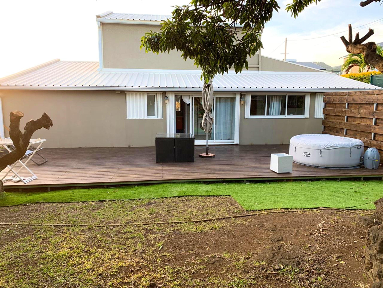 Wohnung mit einem Schlafzimmer in Saint Joseph mit Ferienwohnung in Reunion