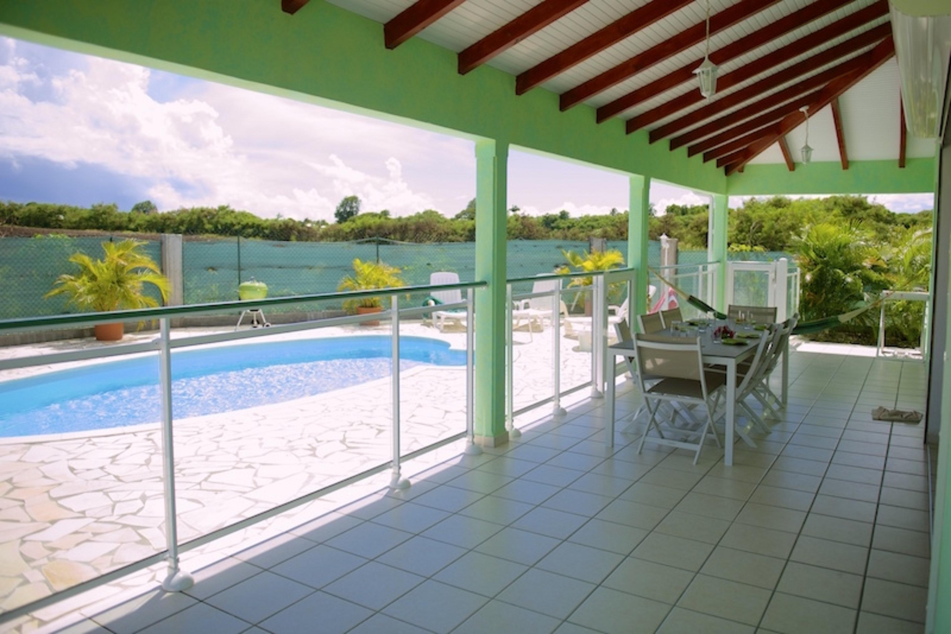 Villa mit 3 Schlafzimmern in Saint-François Villa in Guadeloupe