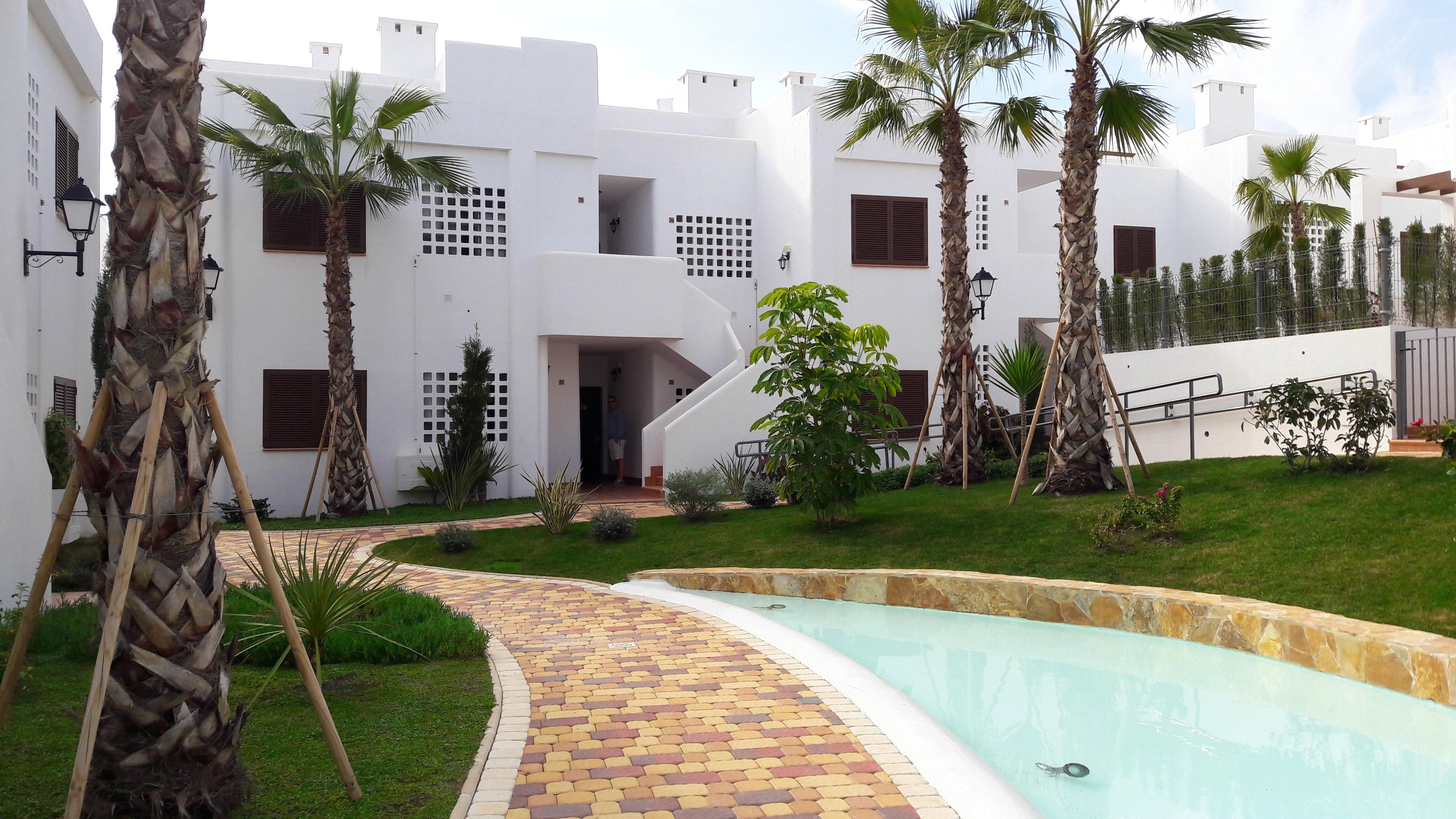Ferienwohnung Wohnung mit 2 Schlafzimmern in San Juan de los Terreros mit herrlichem Meerblick, Pool, ei (2372661), San Juan de los Terreros, Costa de Almeria, Andalusien, Spanien, Bild 18