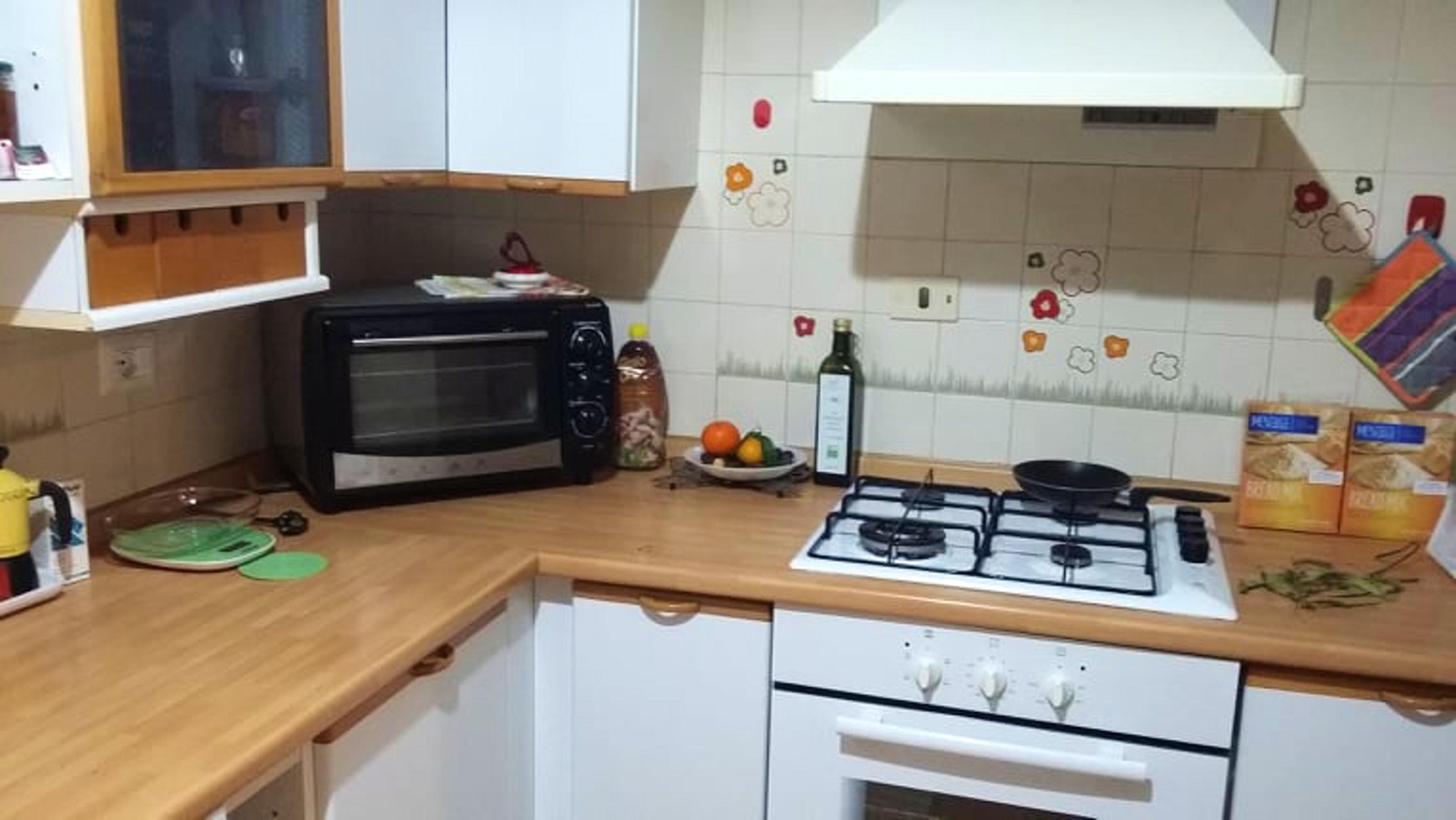 Ferienwohnung Wohnung mit 3 Schlafzimmern in Angri mit schöner Aussicht auf die Stadt und möbliertem Bal (2557376), Angri, Salerno, Kampanien, Italien, Bild 8