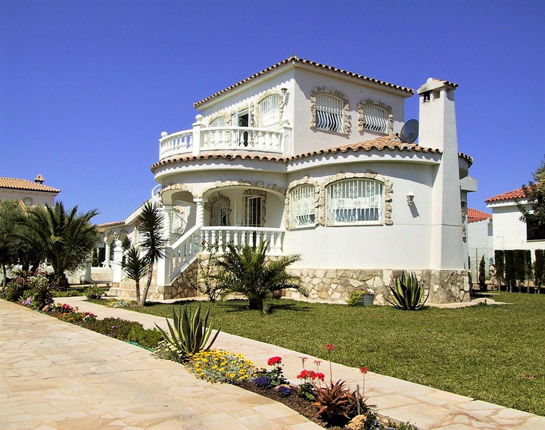 Ferienhaus Villa mit 3 Schlafzimmern in Ampolla mit herrlichem Meerblick, privatem Pool, möbliertem G (2201037), L'Ampolla, Costa Dorada, Katalonien, Spanien, Bild 2