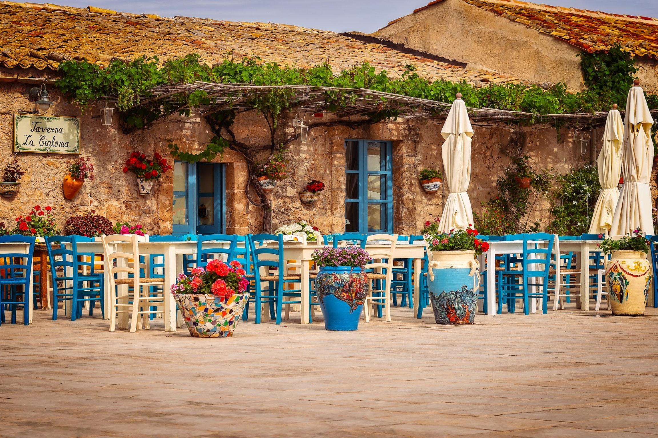 Appartement de vacances Studio in Cicirata mit herrlichem Meerblick, Pool, eingezäuntem Garten - 50 m vom Strand e (2339675), Avola, Siracusa, Sicile, Italie, image 27