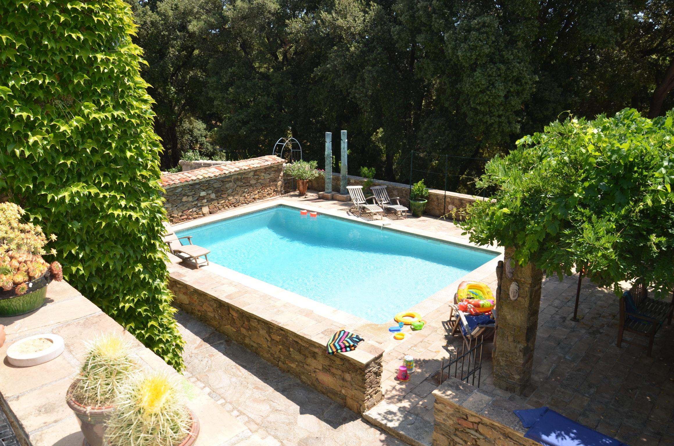 Maison de vacances Villa mit 5 Zimmern in La Garde-Freinet mit privatem Pool, Garten und W-LAN - 20 km vom St (2339879), La Garde Freinet, Côte d'Azur, Provence - Alpes - Côte d'Azur, France, image 2