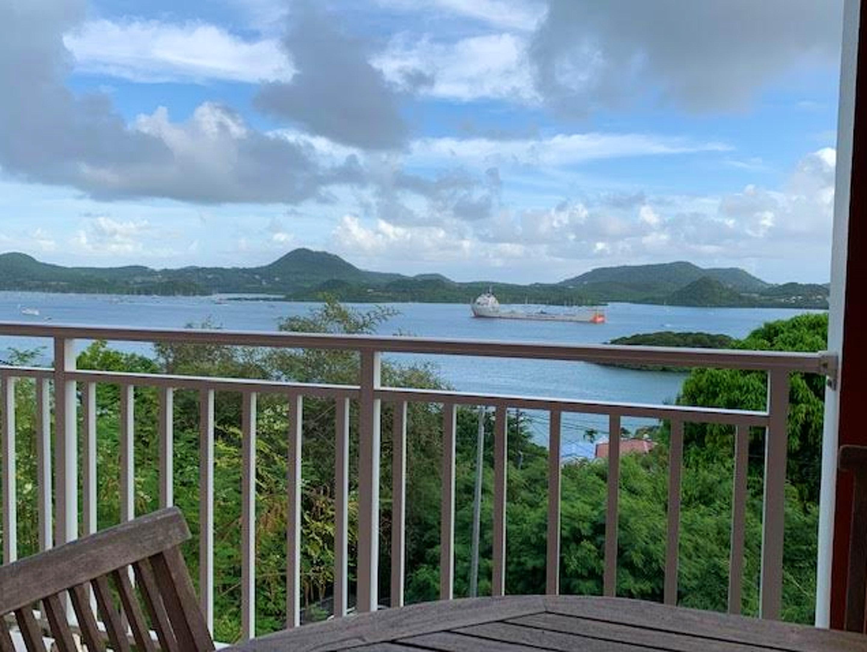 Ferienwohnung Wohnung mit 2 Schlafzimmern in Le Marin mit herrlichem Meerblick, eingezäuntem Garten und  (2732957), Le Marin, Le Marin, Martinique, Karibische Inseln, Bild 3