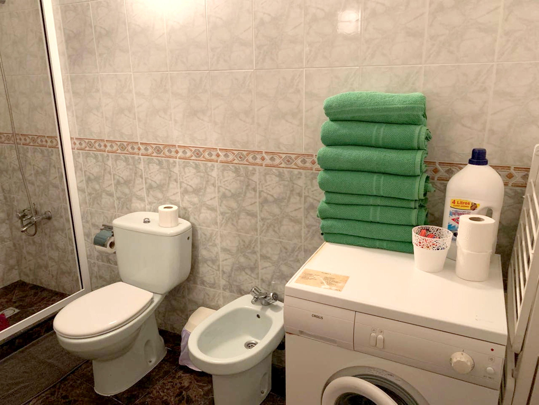 Holiday apartment Wohnung mit 3 Schlafzimmern in Frontera mit herrlichem Meerblick und möblierter Terrasse - (2691579), Tigaday, El Hierro, Canary Islands, Spain, picture 12